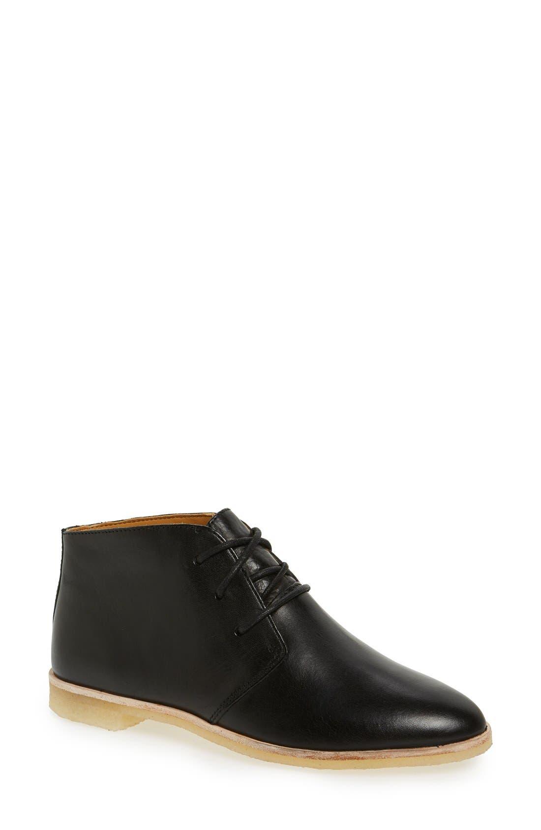 CLARKS<SUP>®</SUP> 'Phenia' Desert Boot, Main, color, 003