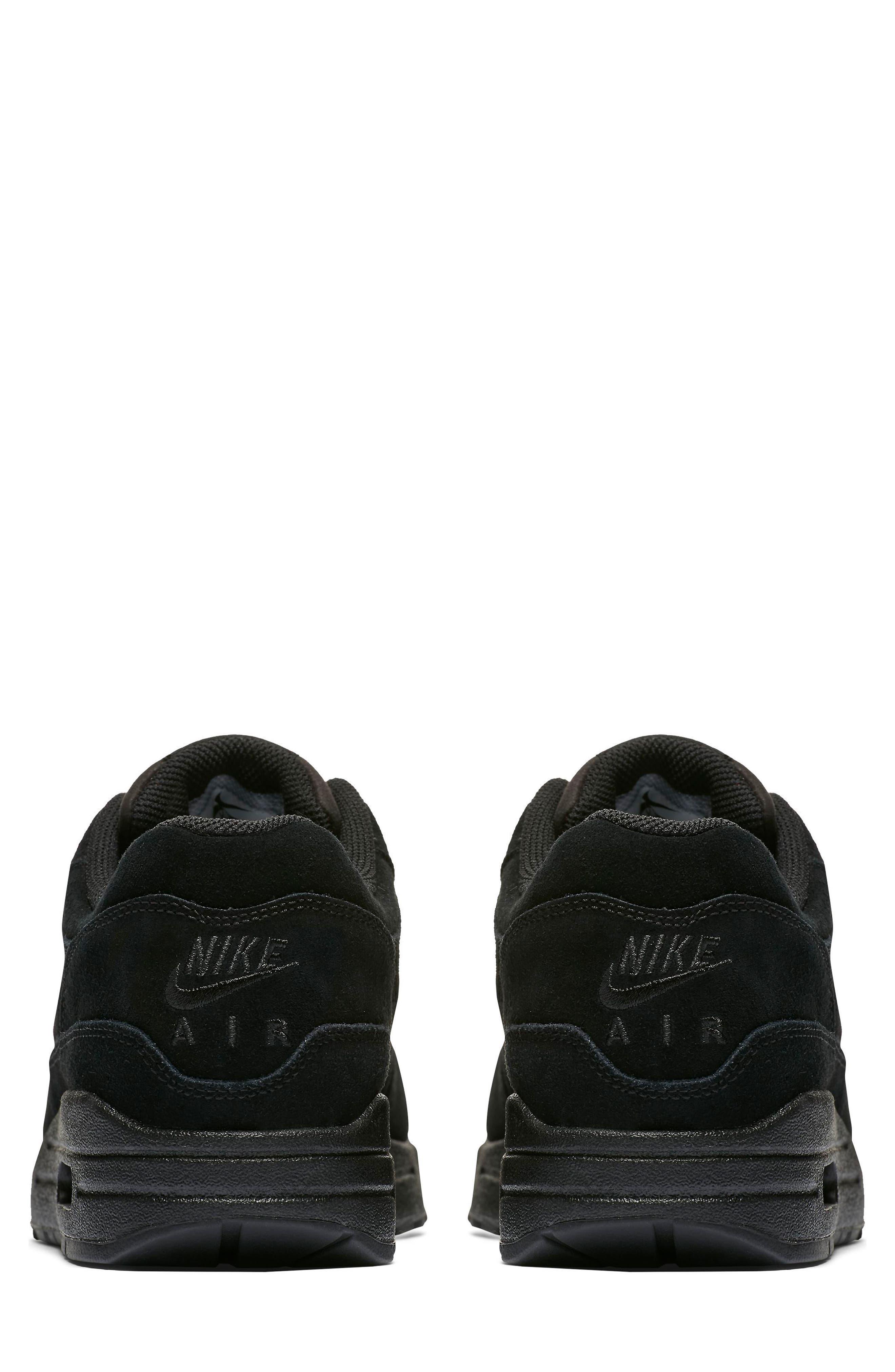 Air Max 1 Premium SC Sneaker,                             Alternate thumbnail 2, color,                             001