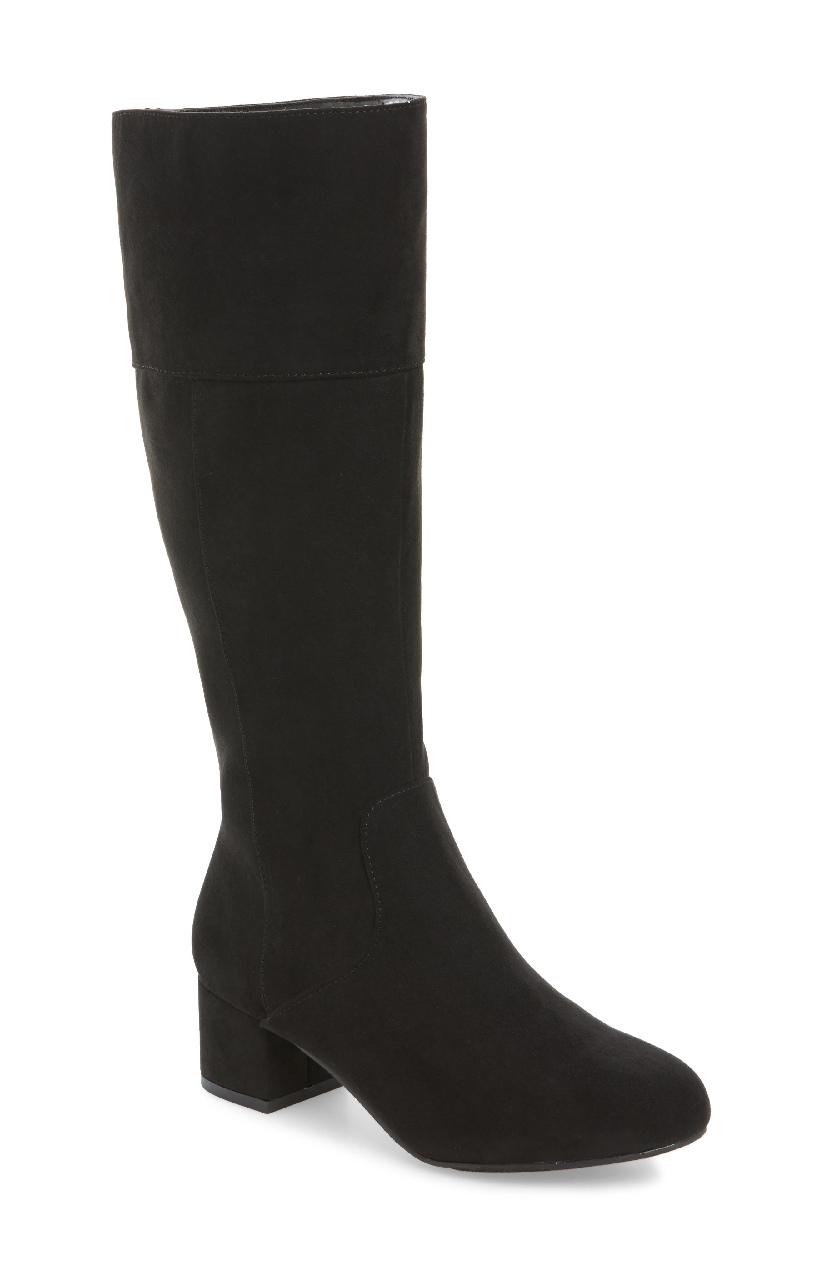 Tate Sydney Tall Boot,                         Main,                         color, 001