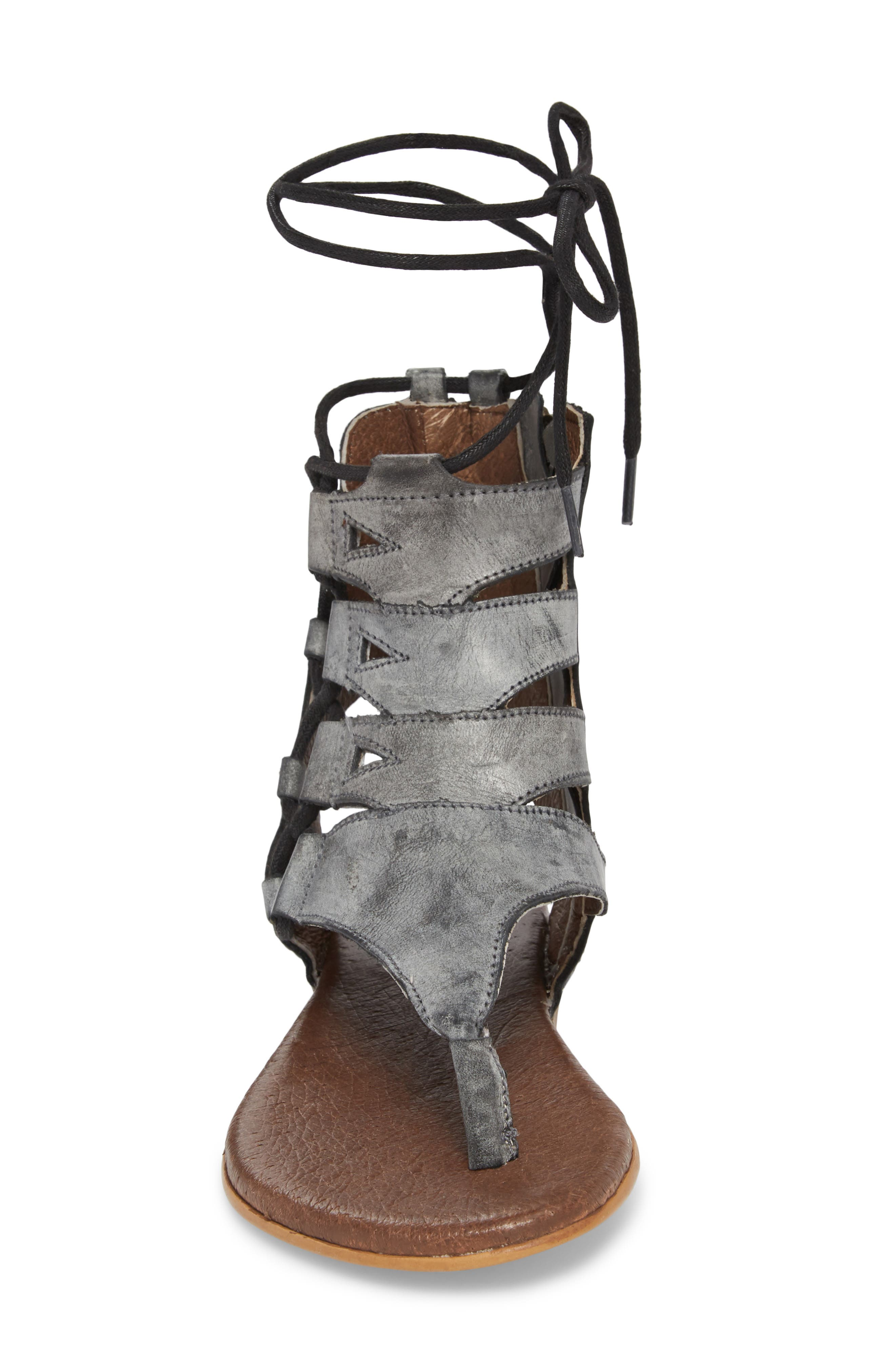Rosalinda Tall Sandal,                             Alternate thumbnail 4, color,                             001