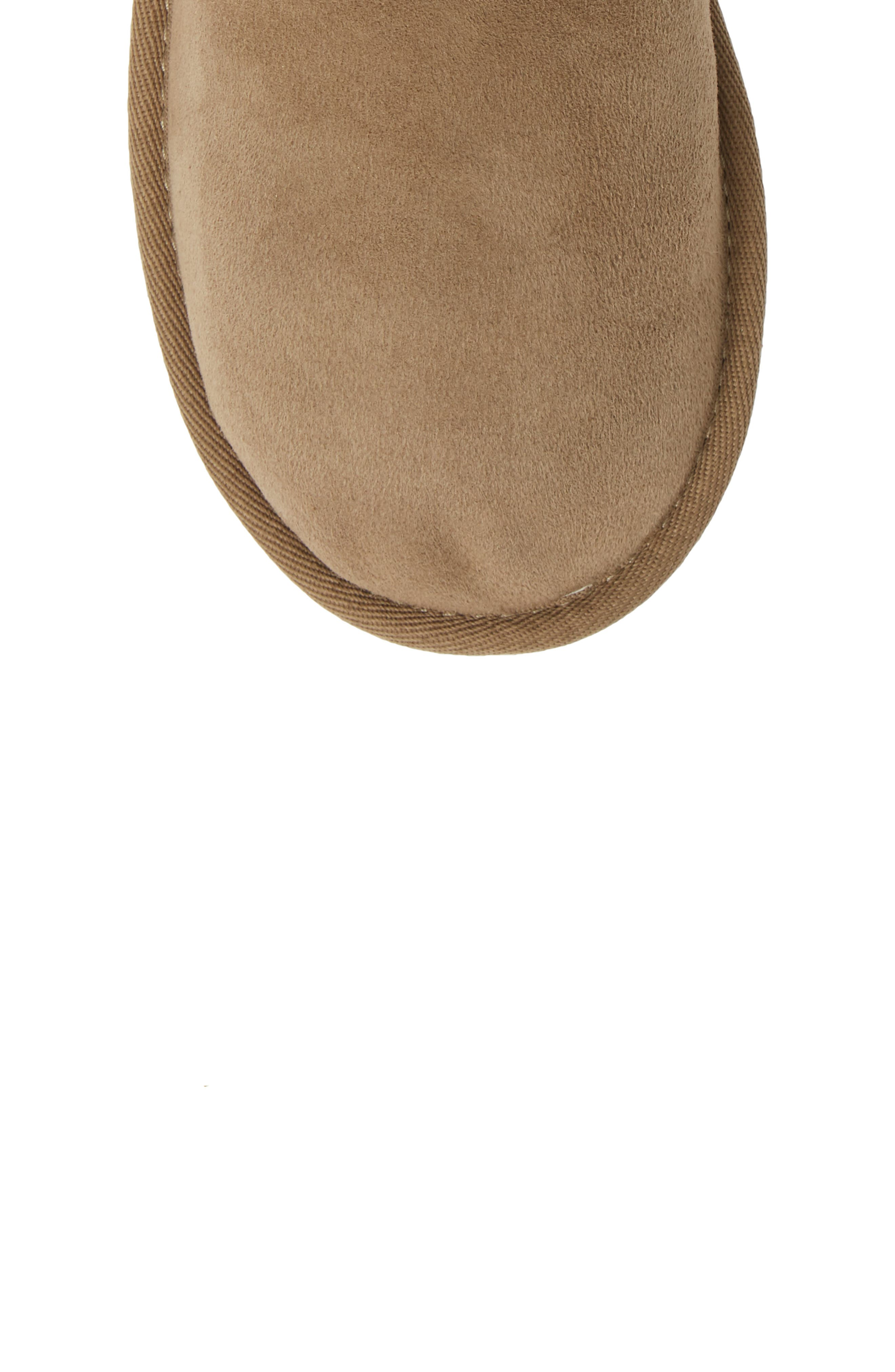 Bailey Button II Water Resistant Genuine Shearling Boot,                             Alternate thumbnail 5, color,                             ANTELOPE