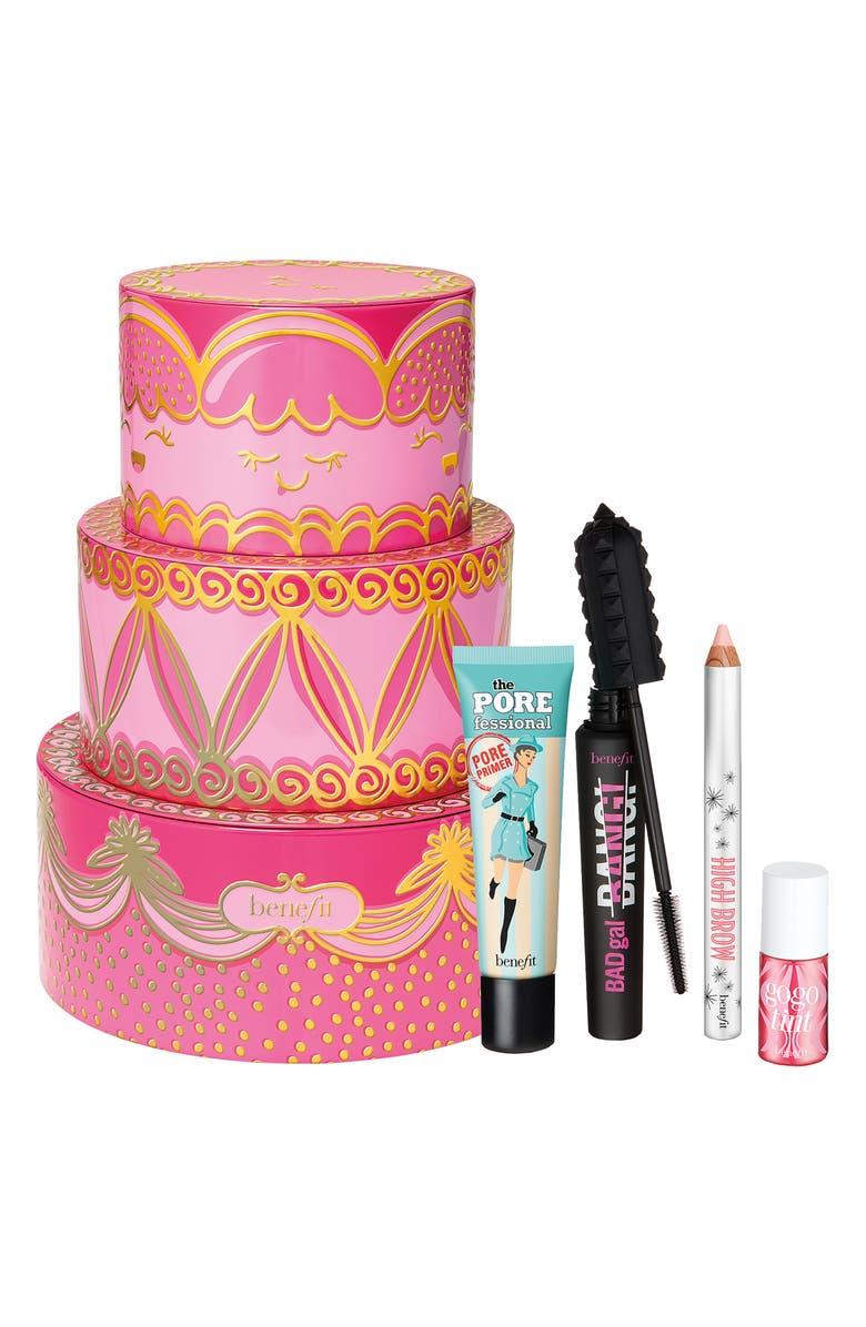 Benefit Cosmetics Benefit Triple Decker Decadence Set