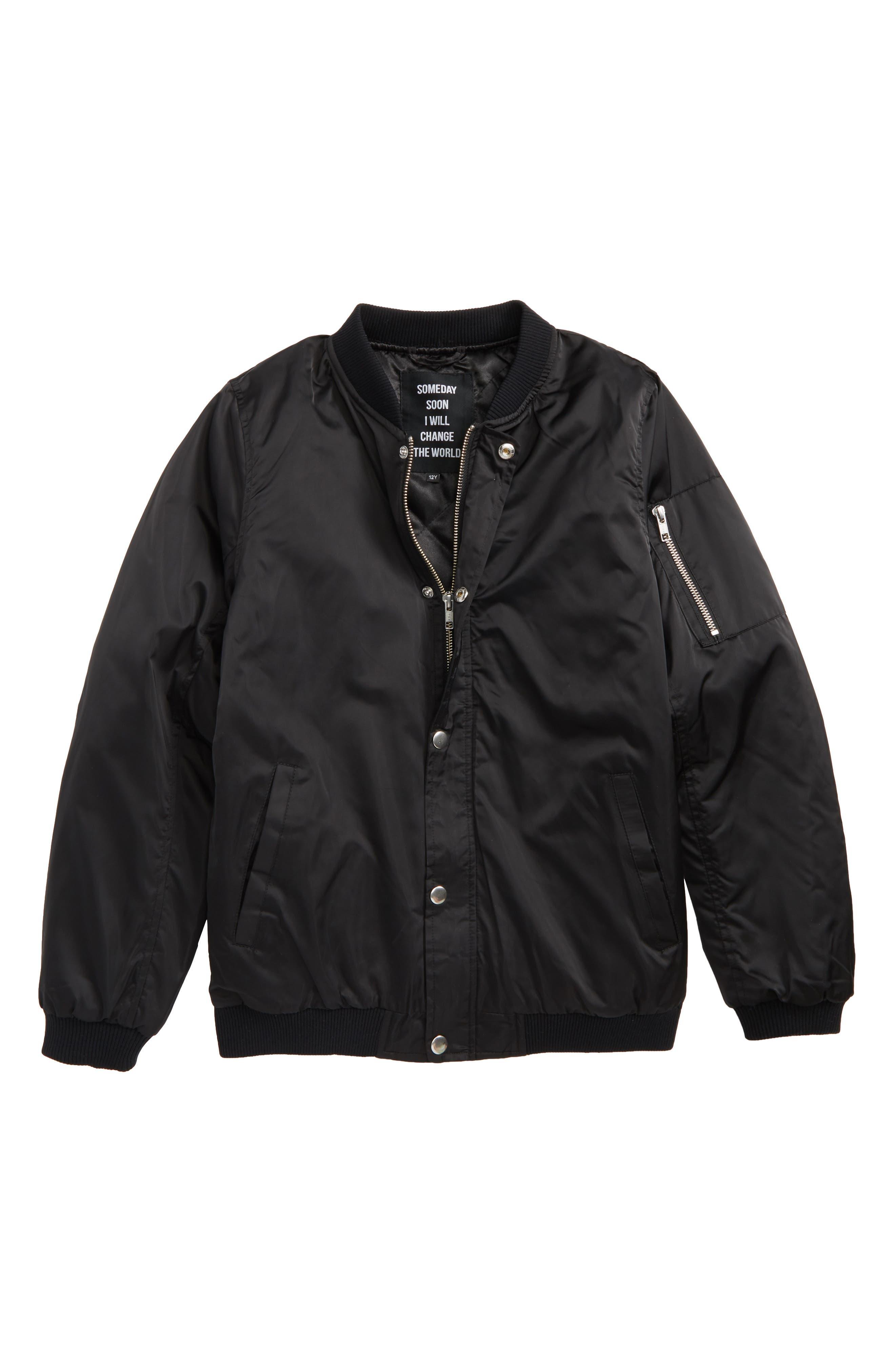 Callum Bomber Jacket,                         Main,                         color, 001