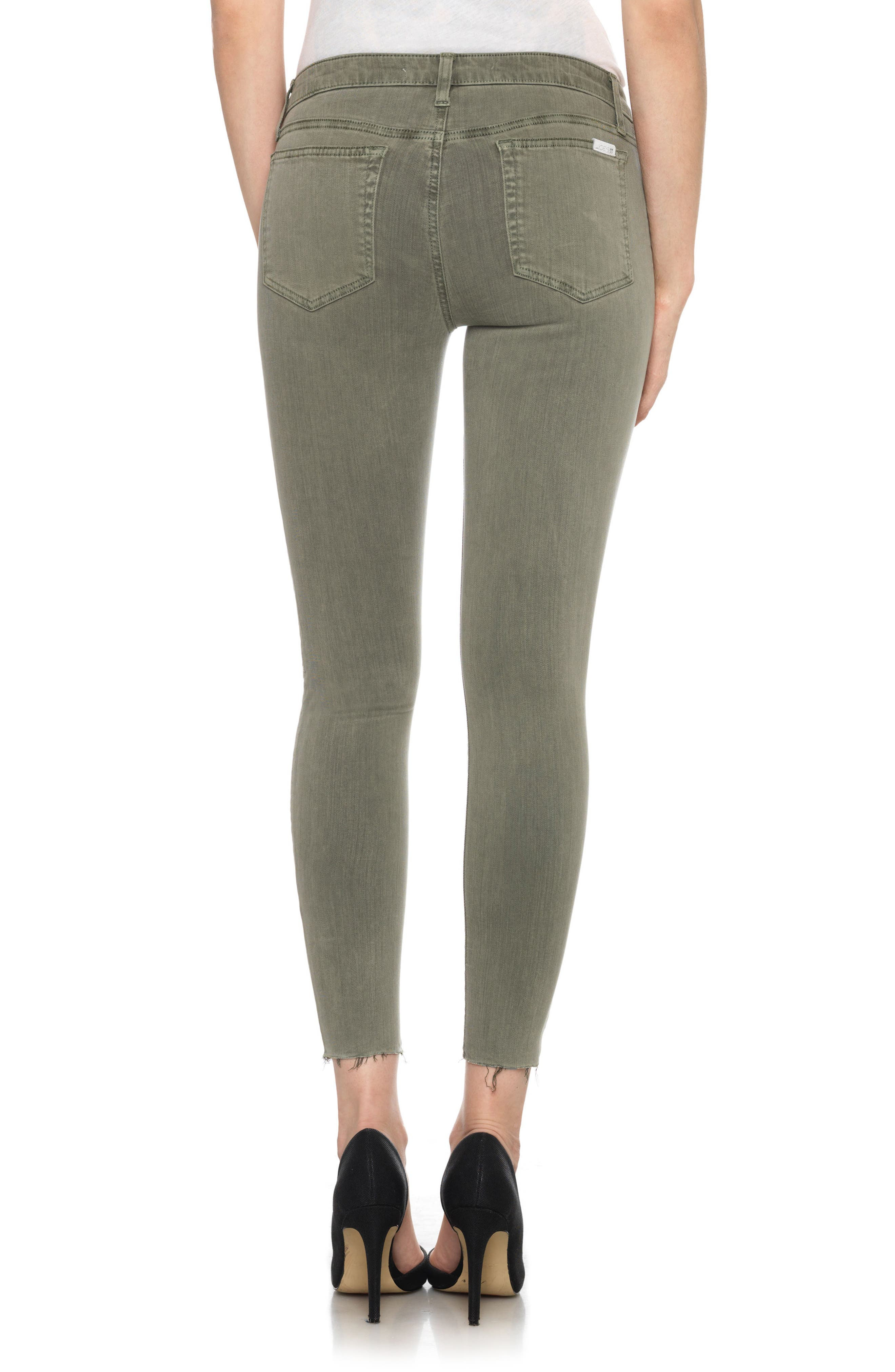 Icon Ankle Skinny Jeans,                             Alternate thumbnail 7, color,