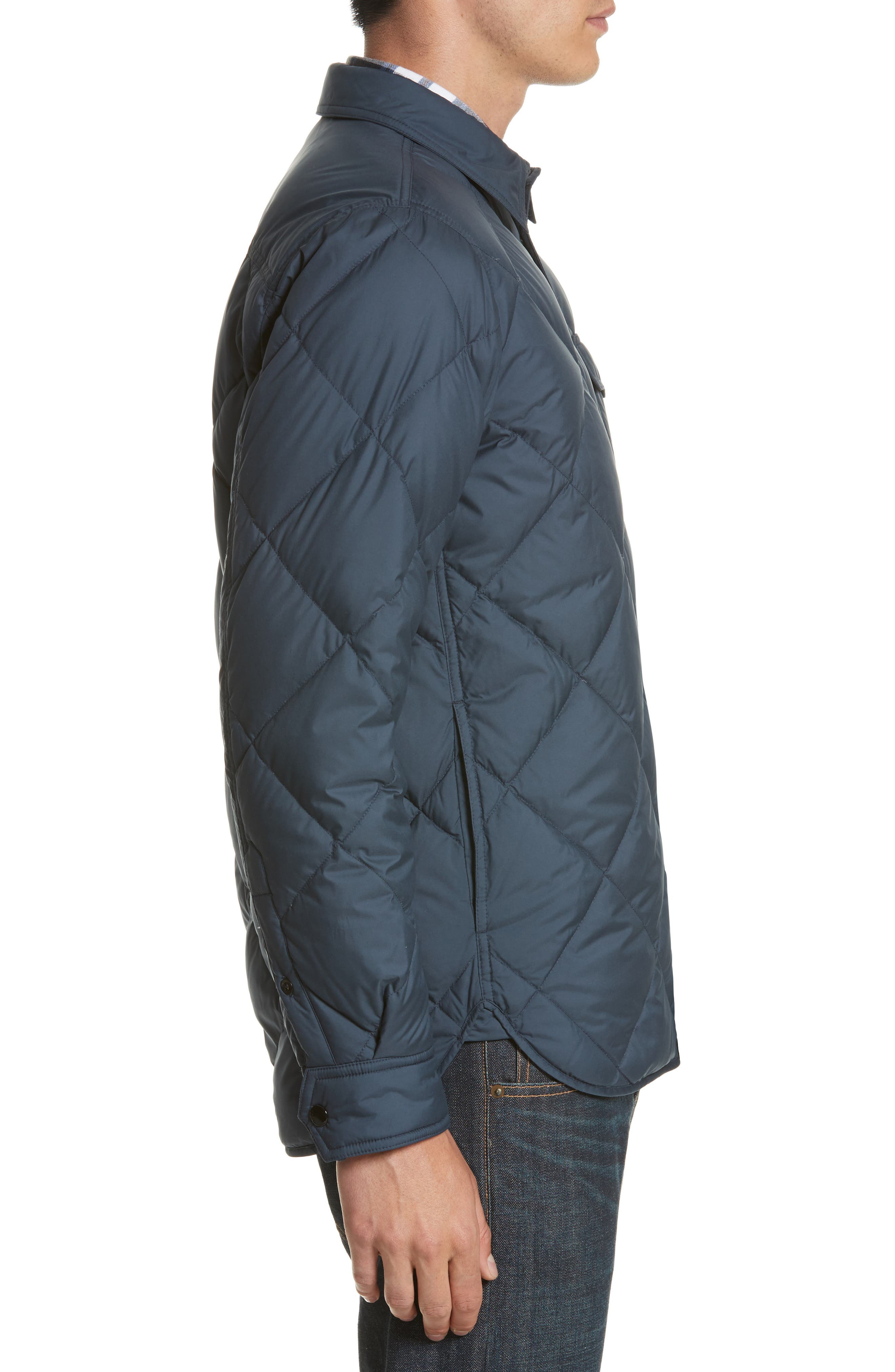 Mallory Quilted Jacket,                             Alternate thumbnail 4, color,                             415