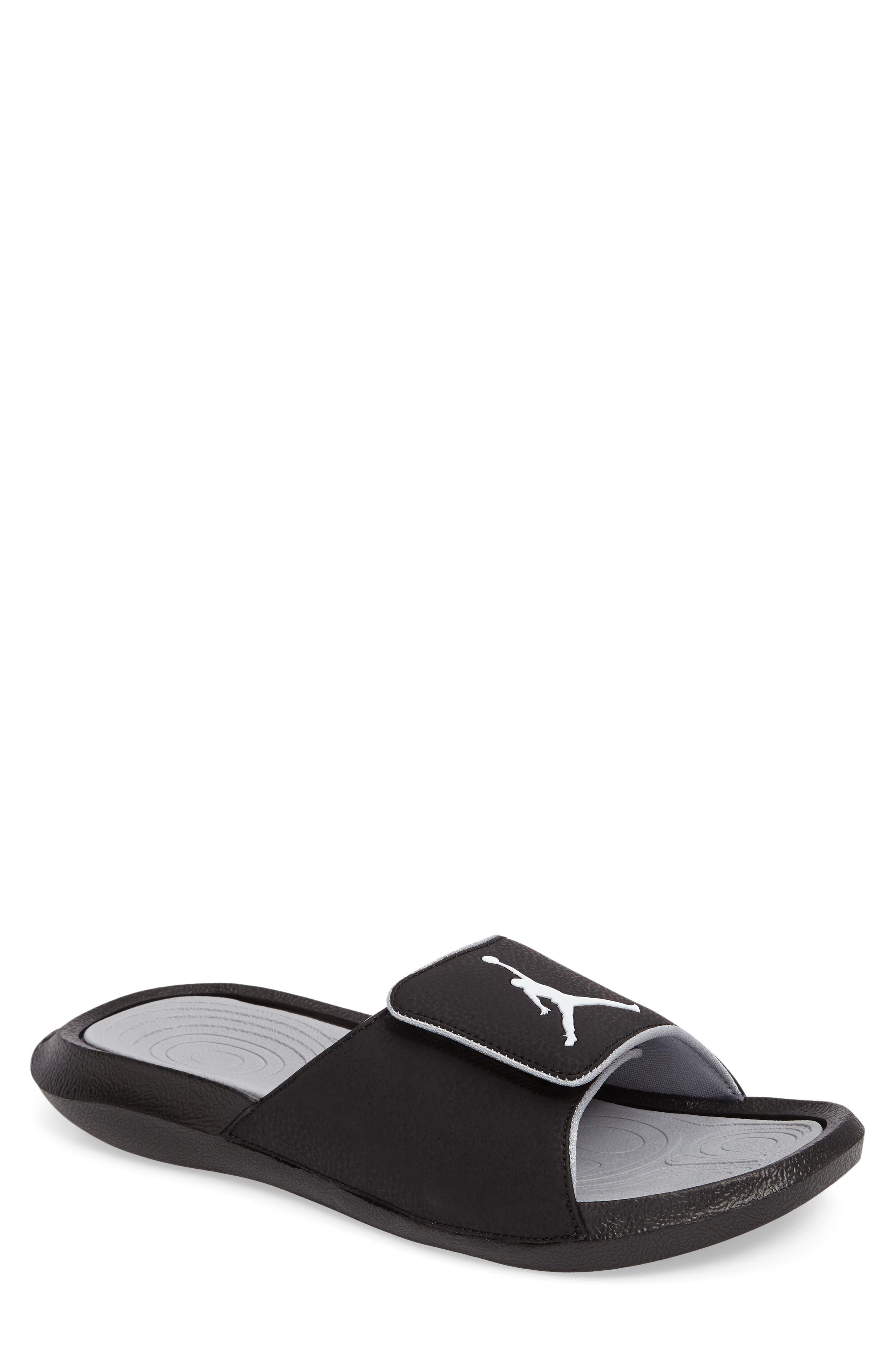 NIKE Jordan Hydro 6 Slide Sandal, Main, color, 011