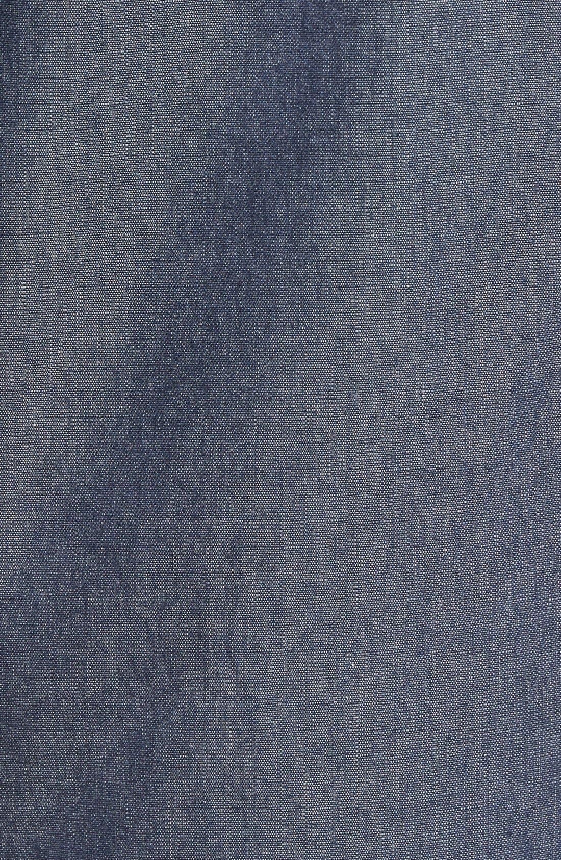 Classic Fit Sport Shirt,                             Alternate thumbnail 4, color,                             BASKET WEAVE