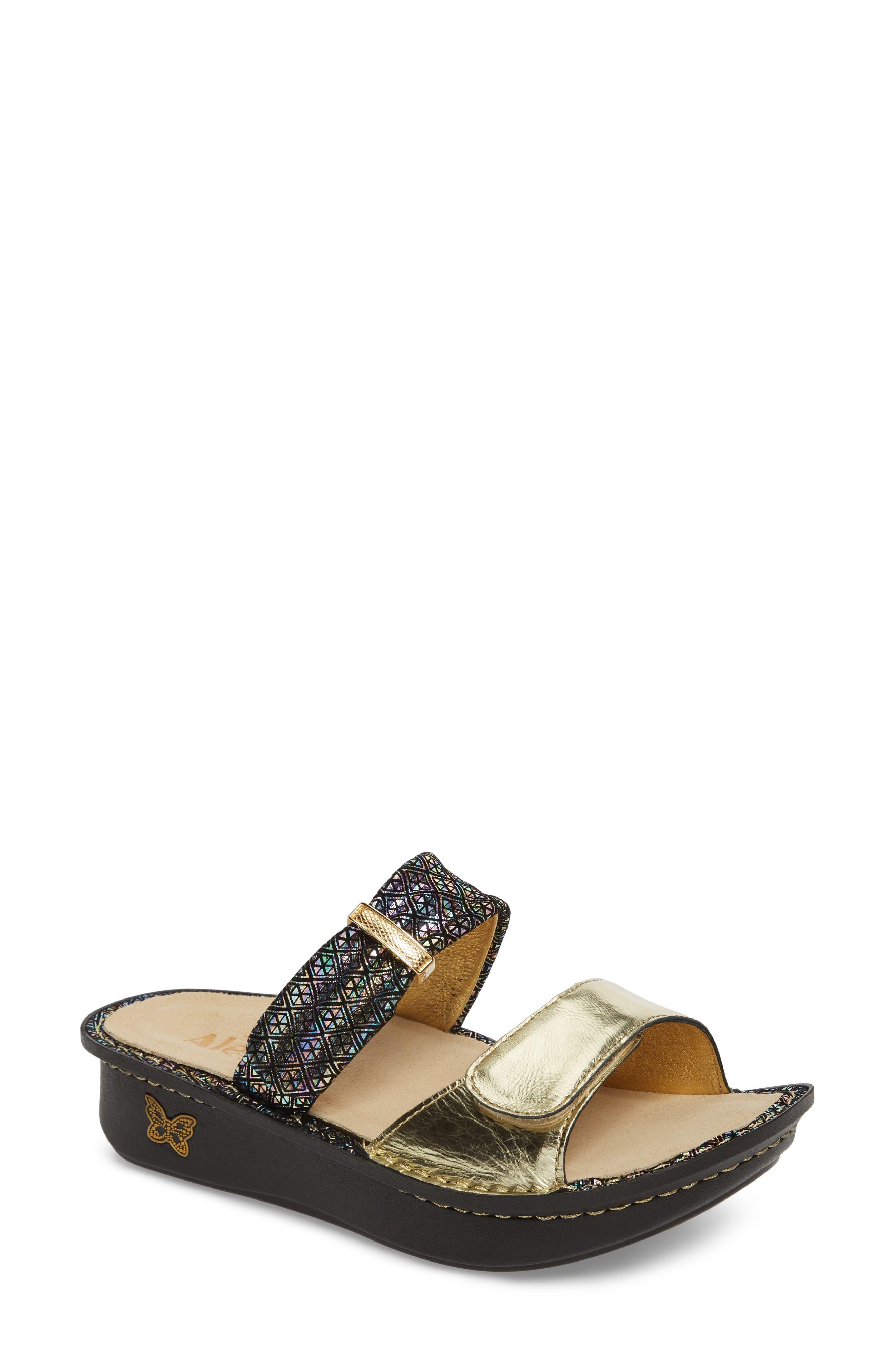 'Karmen' Sandal,                         Main,                         color, 010