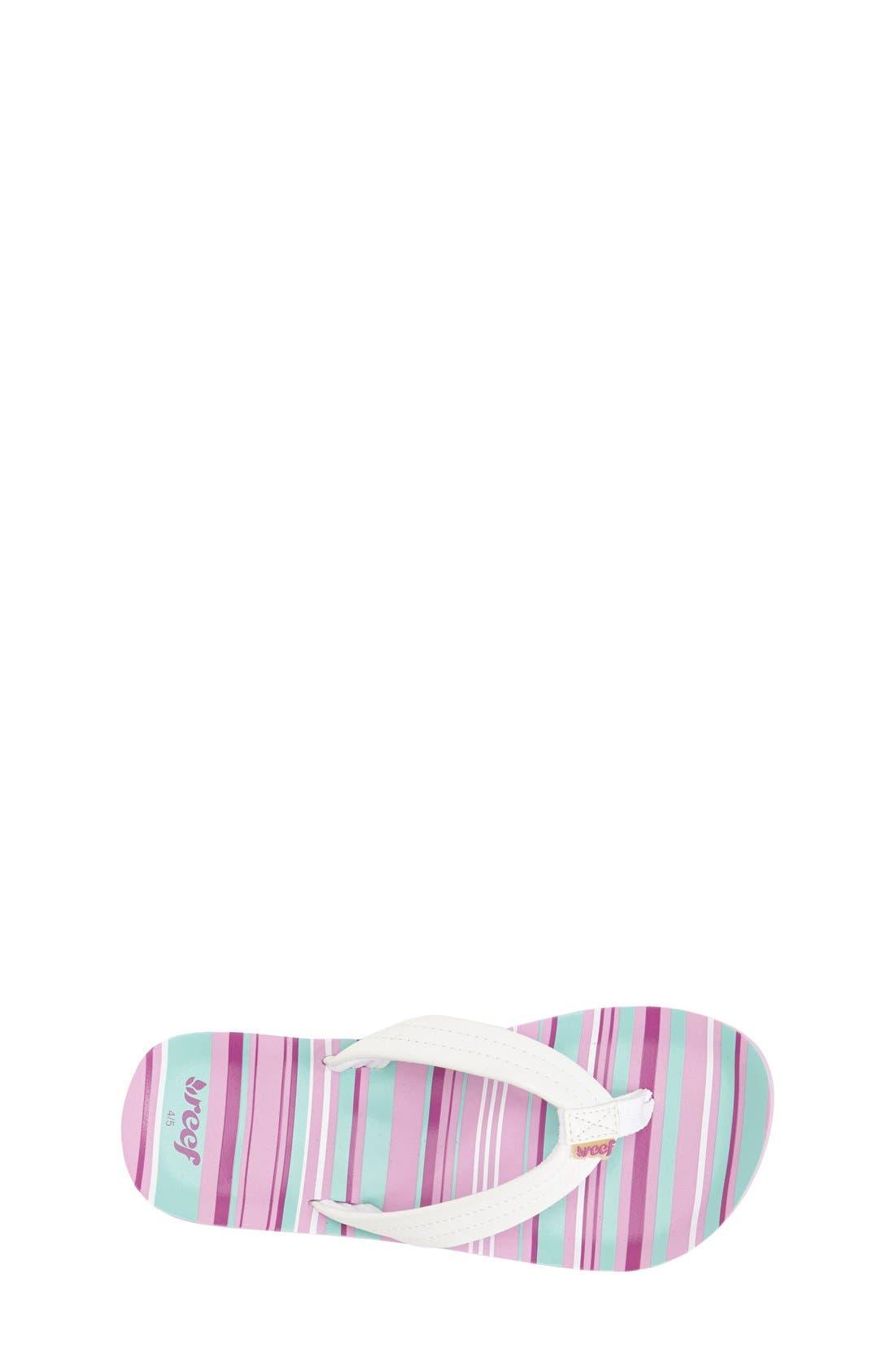 'Little Ahi' Thong Sandal,                             Alternate thumbnail 40, color,