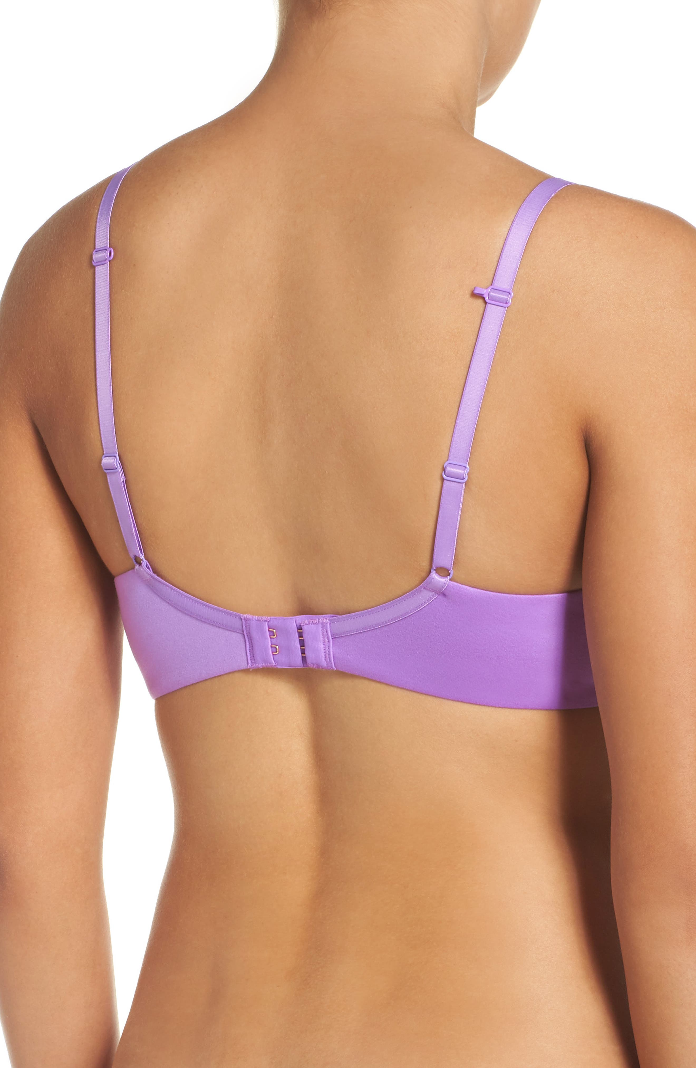 'Forever Perfect' Underwire Demi Bra,                             Alternate thumbnail 128, color,