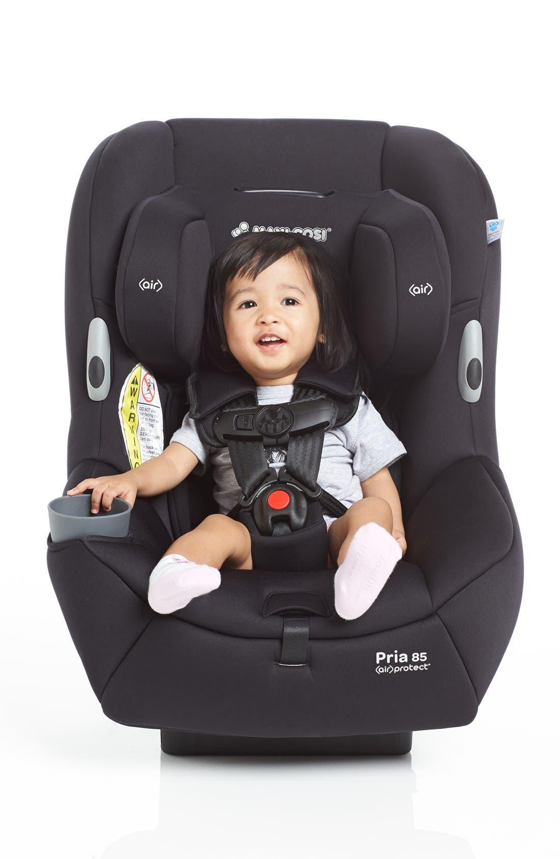 Pria<sup>™</sup> 85 Car Seat,                             Alternate thumbnail 3, color,                             BRILLIANT NAVY