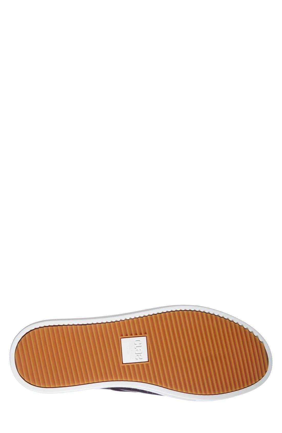 'Ellington' Sneaker,                             Alternate thumbnail 4, color,                             012