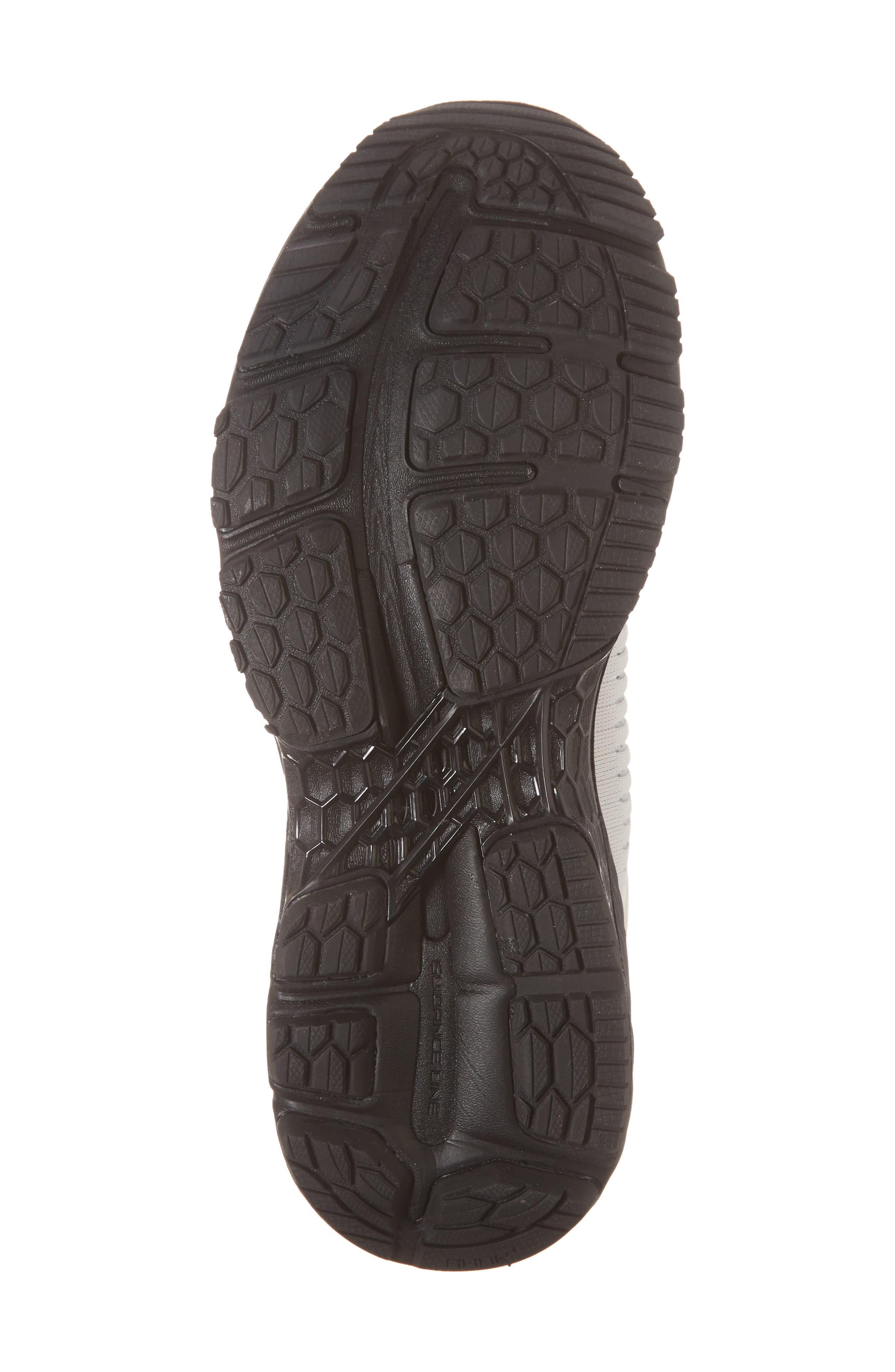 GEL-Kayano<sup>®</sup> 25 Running Shoe,                             Alternate thumbnail 6, color,                             GLACIER GREY/ BLACK