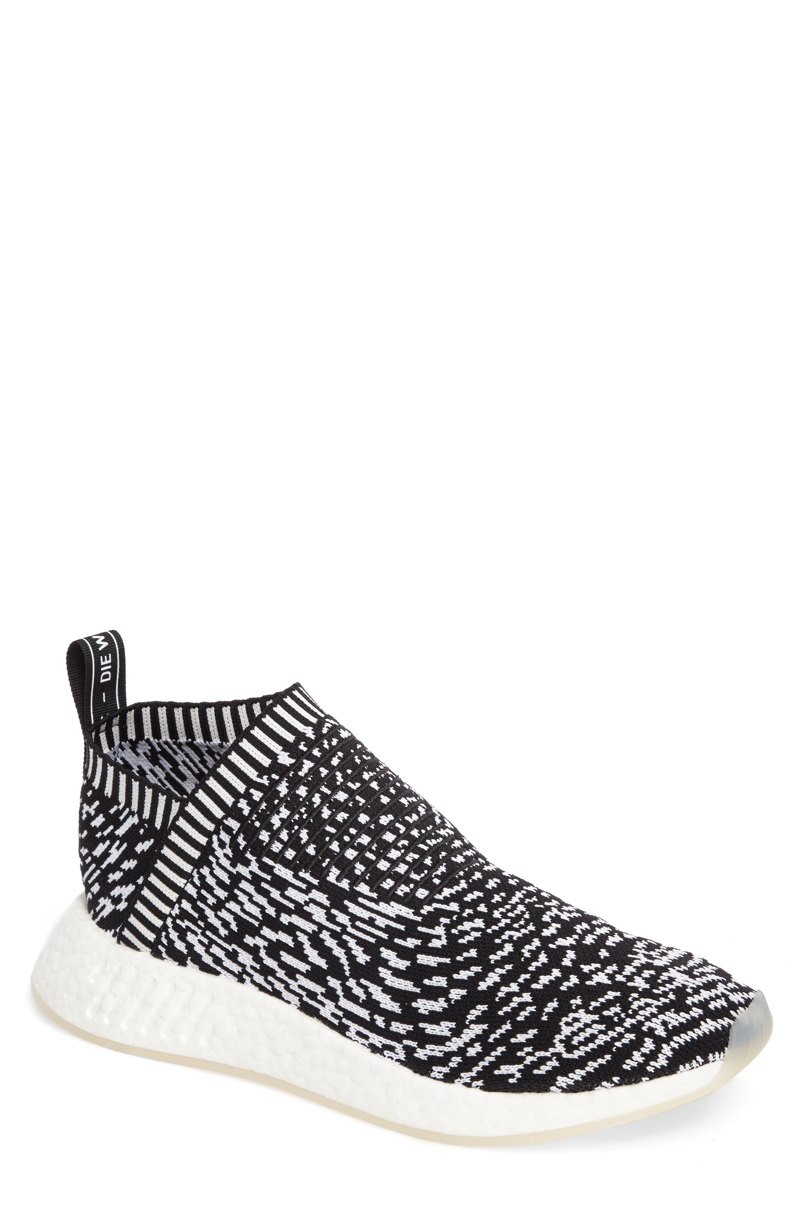 NMD_CS2 Primeknit Sneaker,                         Main,                         color,