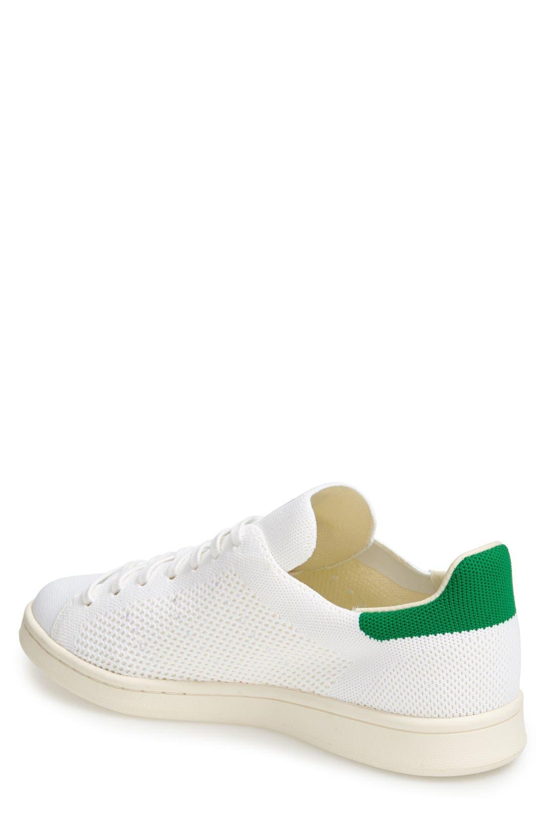 ADIDAS,                             'Stan Smith OG Primeknit' Sneaker,                             Alternate thumbnail 4, color,                             101