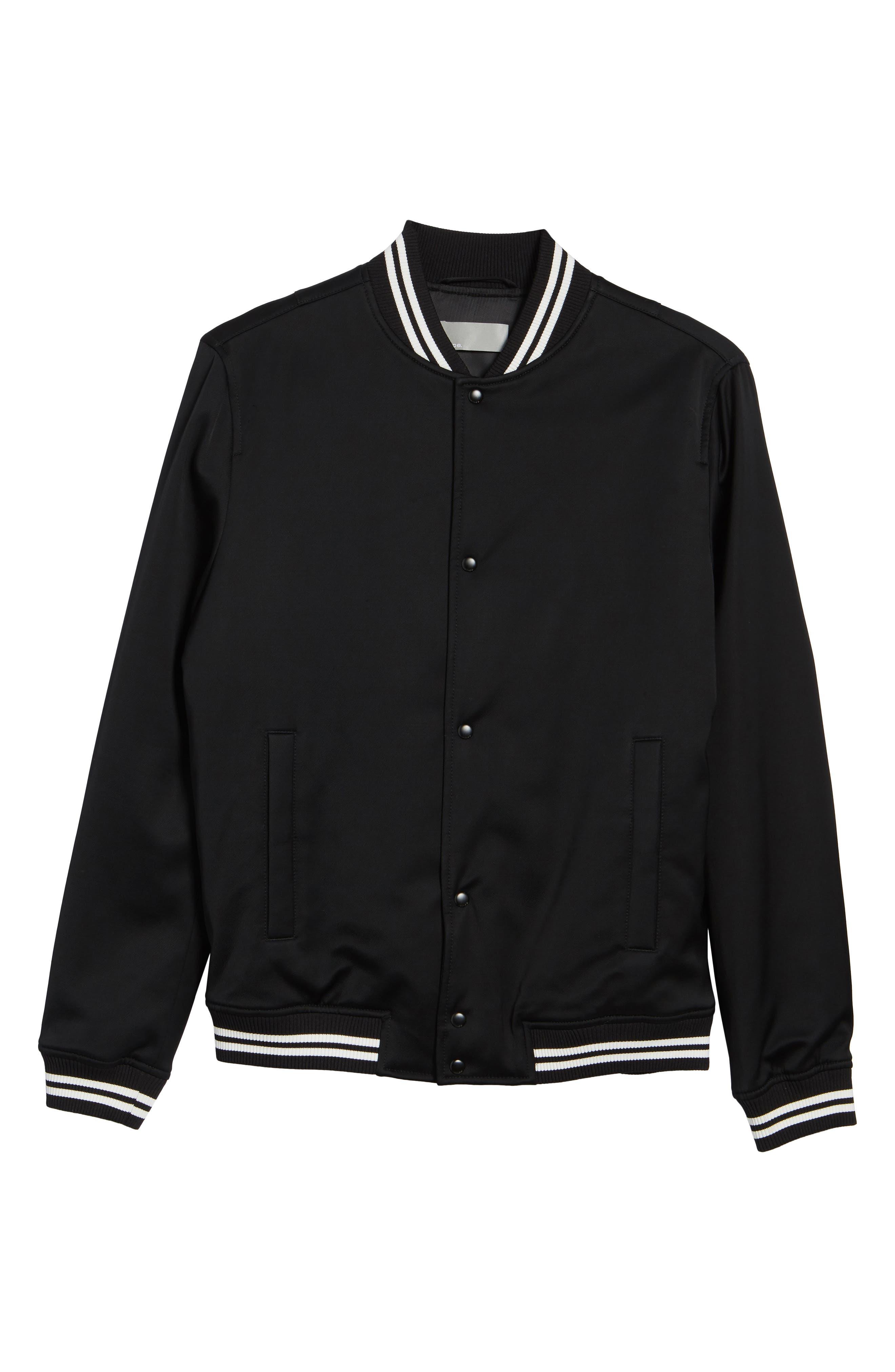 Varsity Jacket,                             Alternate thumbnail 5, color,                             001