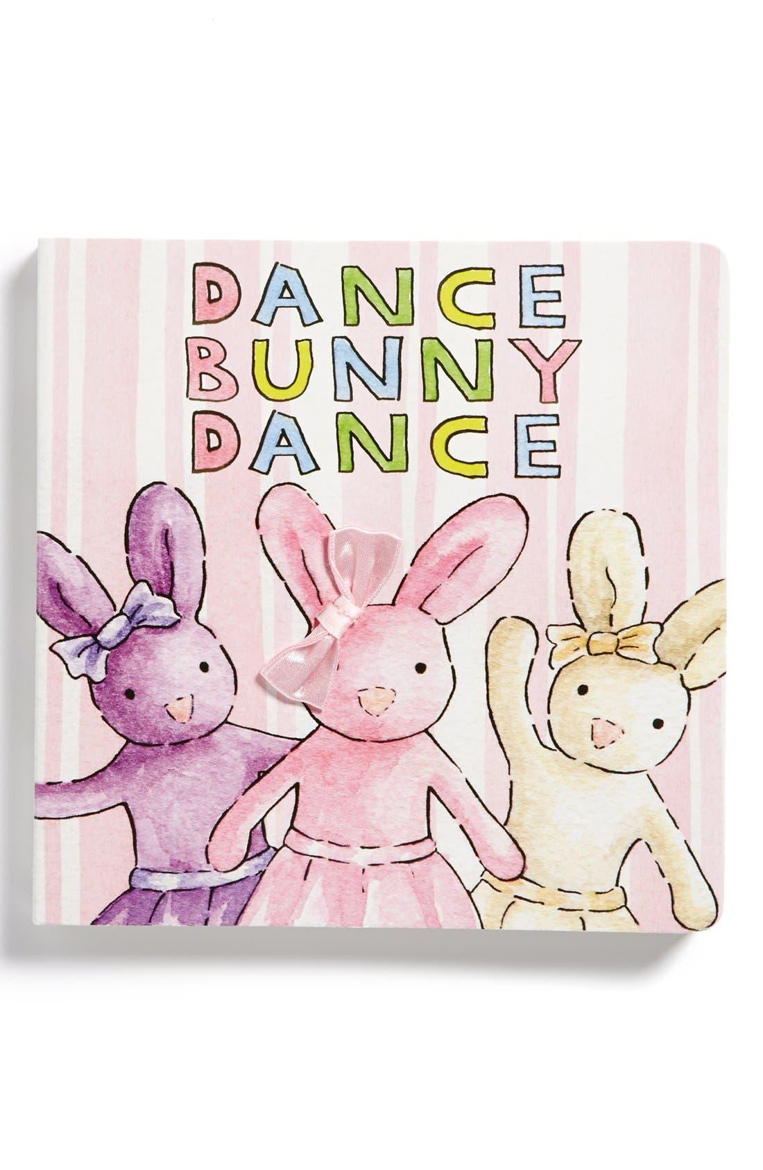'Dance Bunny Dance' Book,                             Main thumbnail 1, color,                             CREAM