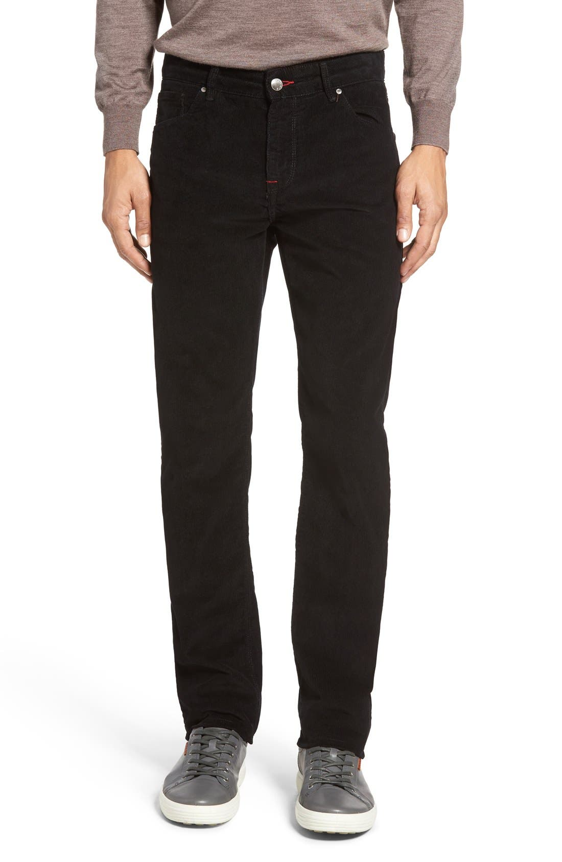 Slim Fit Corduroy Pants,                             Alternate thumbnail 31, color,