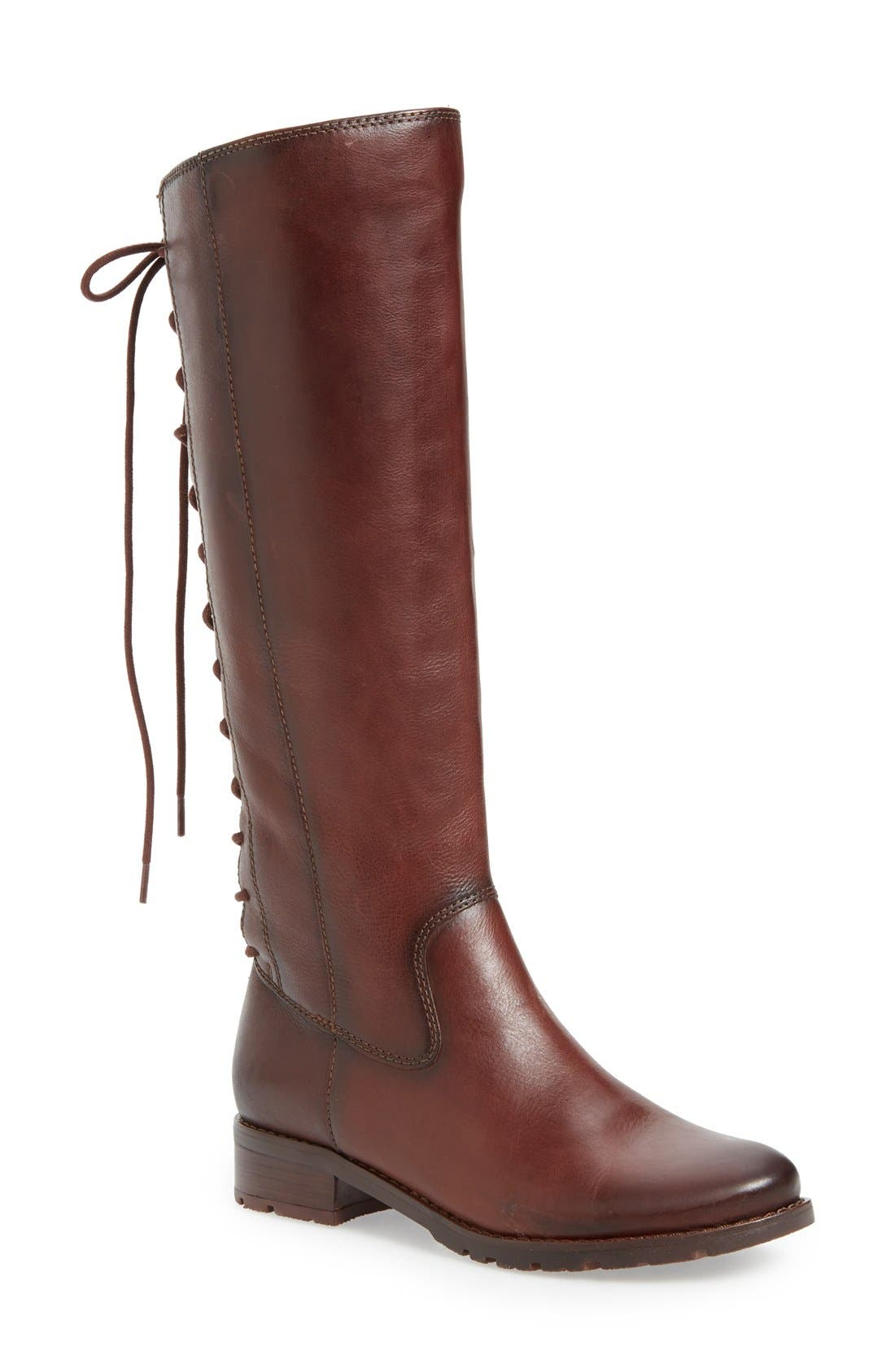 'Sharnell' Riding Boot,                             Main thumbnail 6, color,