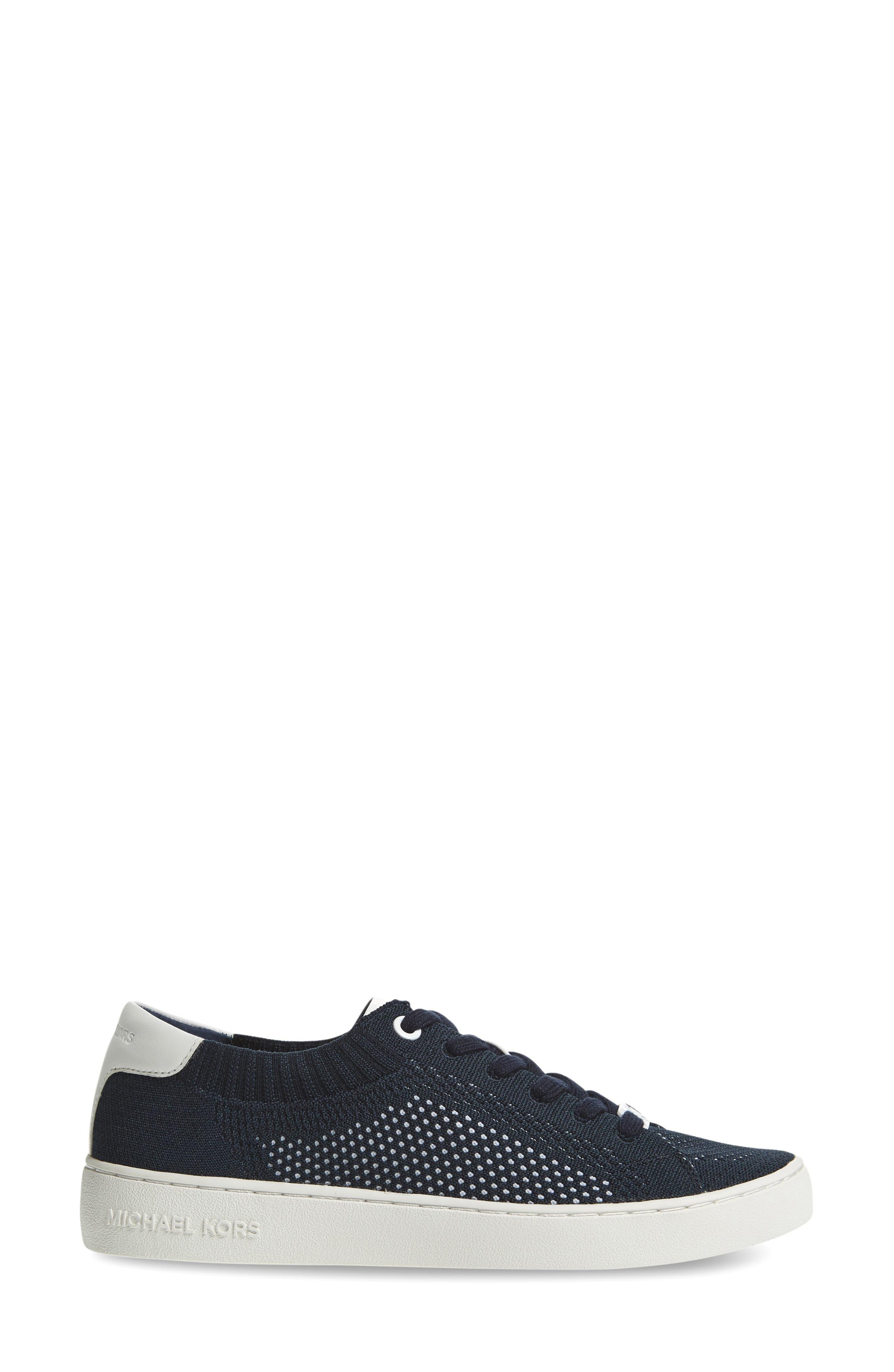 Skyler Knit Sneaker,                             Alternate thumbnail 8, color,