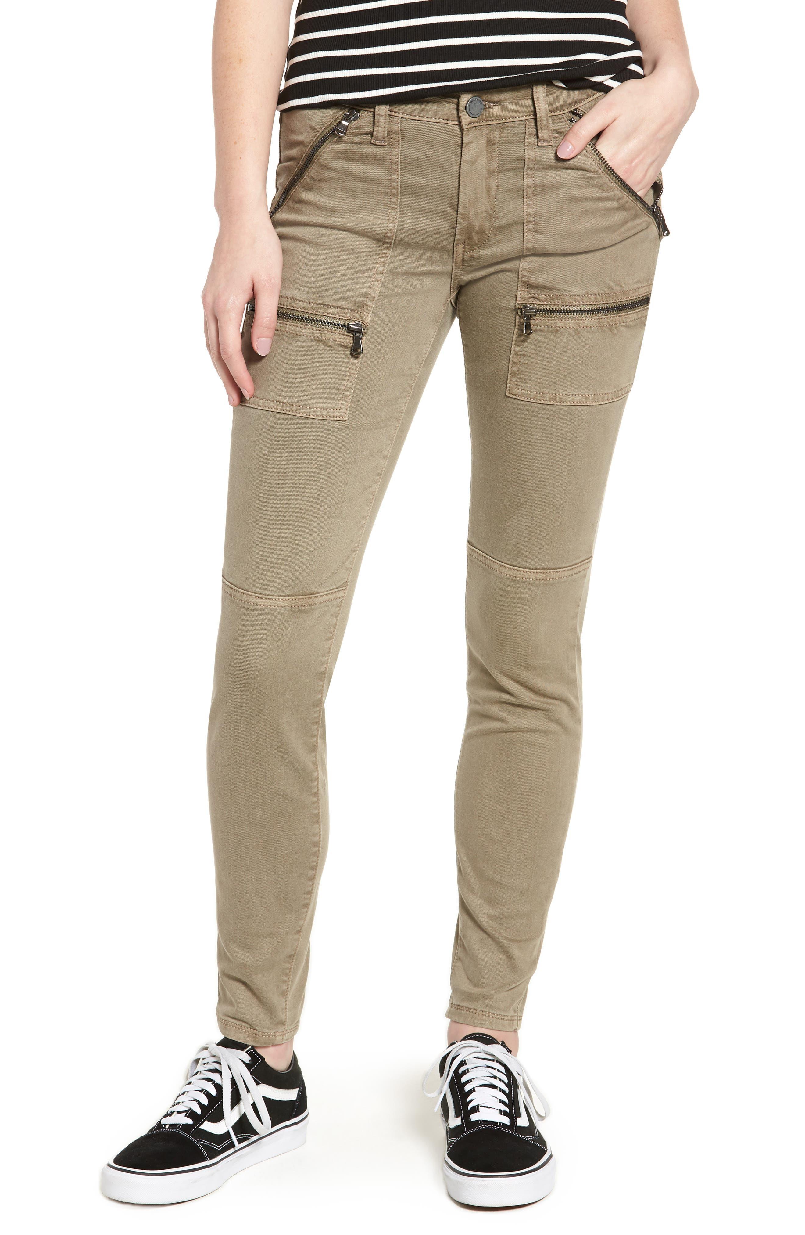 Skinny Utility Pants, Main, color, 300