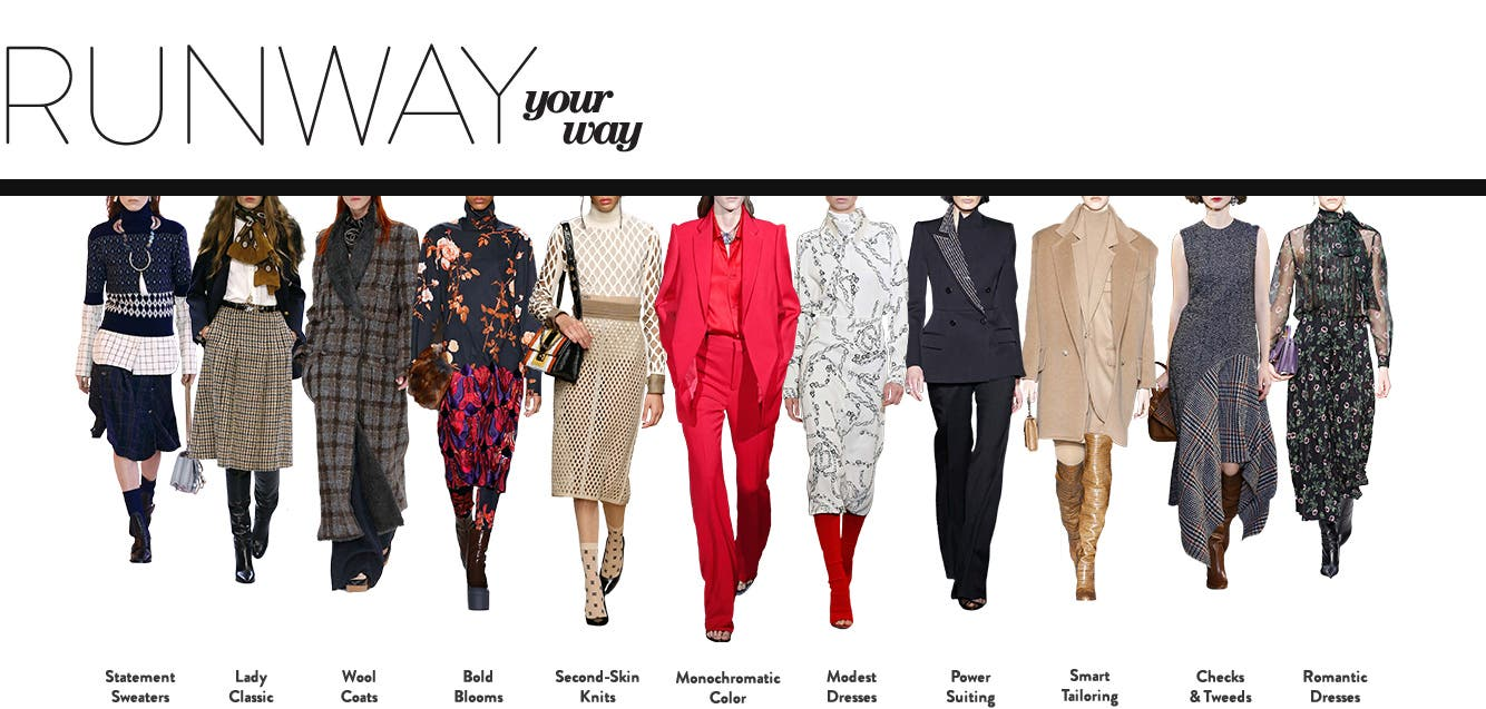Image result for nordstrom runway your way