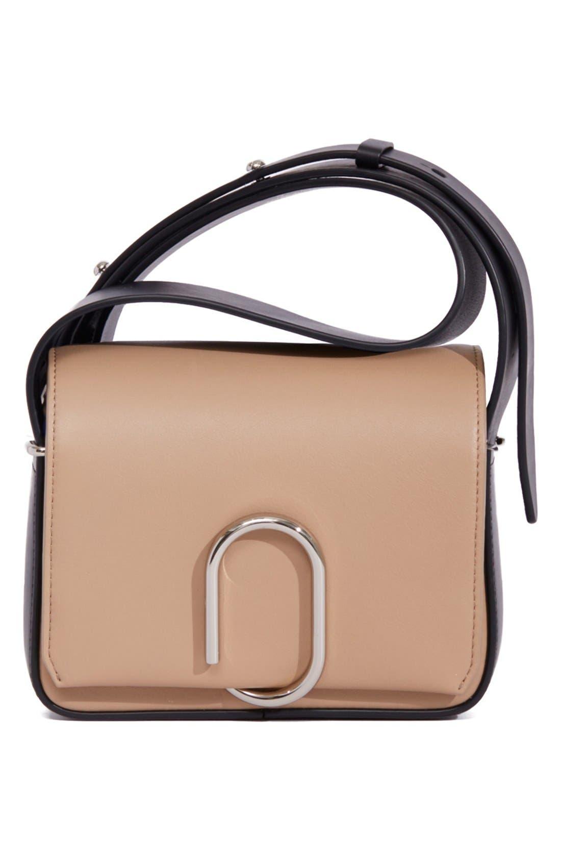 'Mini Alix' Leather Shoulder Bag,                             Main thumbnail 1, color,                             250