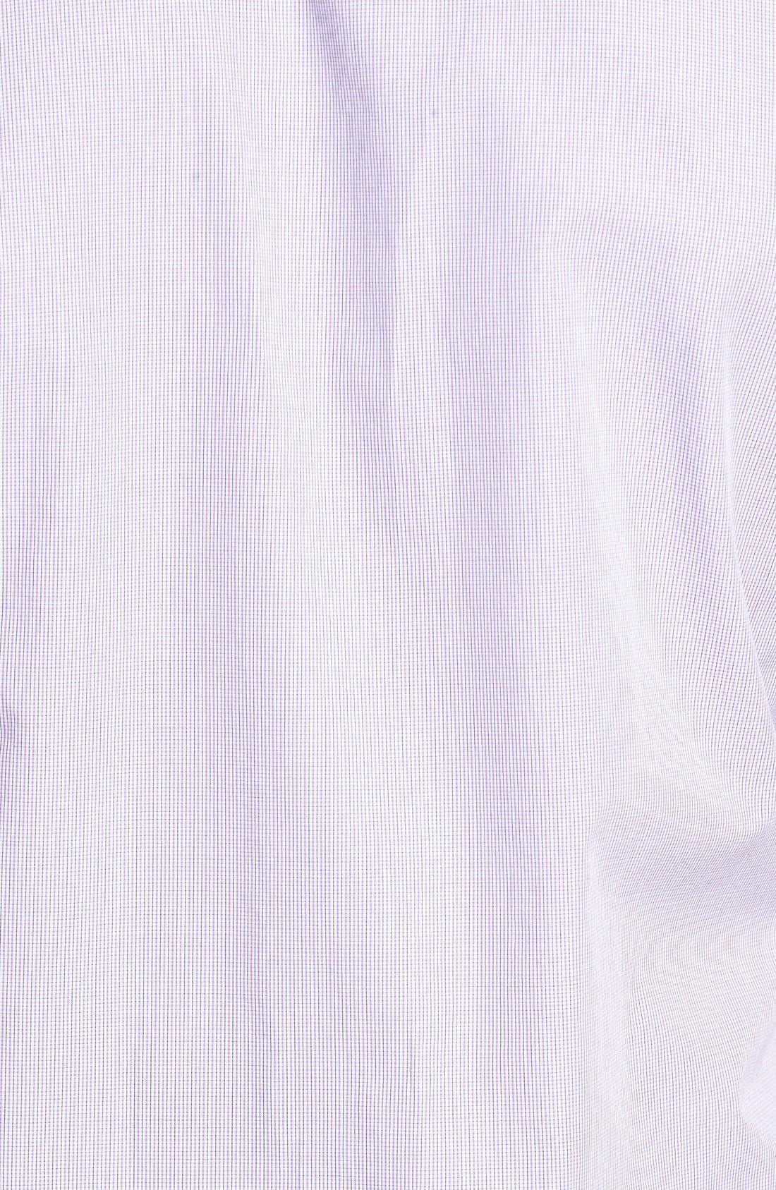 ZACHARY PRELL,                             Friswold Slim Fit Plaid Sport Shirt,                             Alternate thumbnail 4, color,                             500