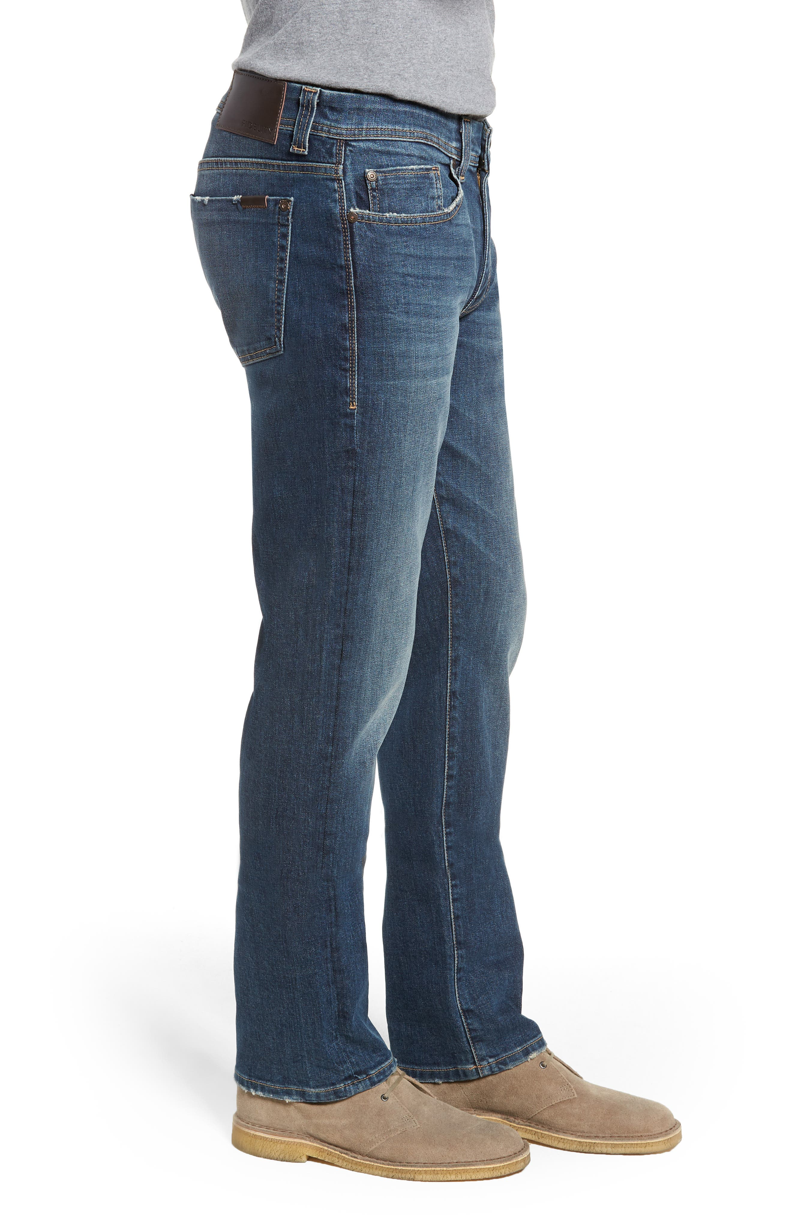 50-11 Relaxed Fit Jeans,                             Alternate thumbnail 3, color,                             GTO VINTAGE