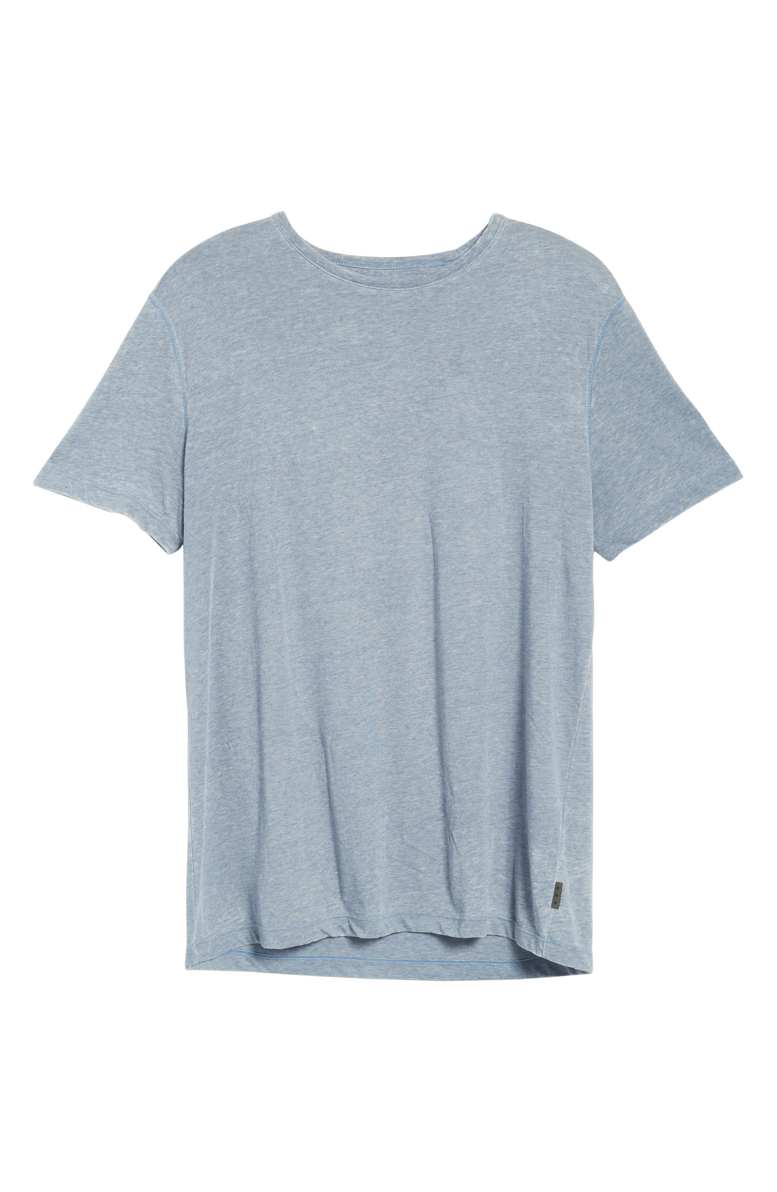 Slim Fit Crewneck T-Shirt,                             Alternate thumbnail 22, color,