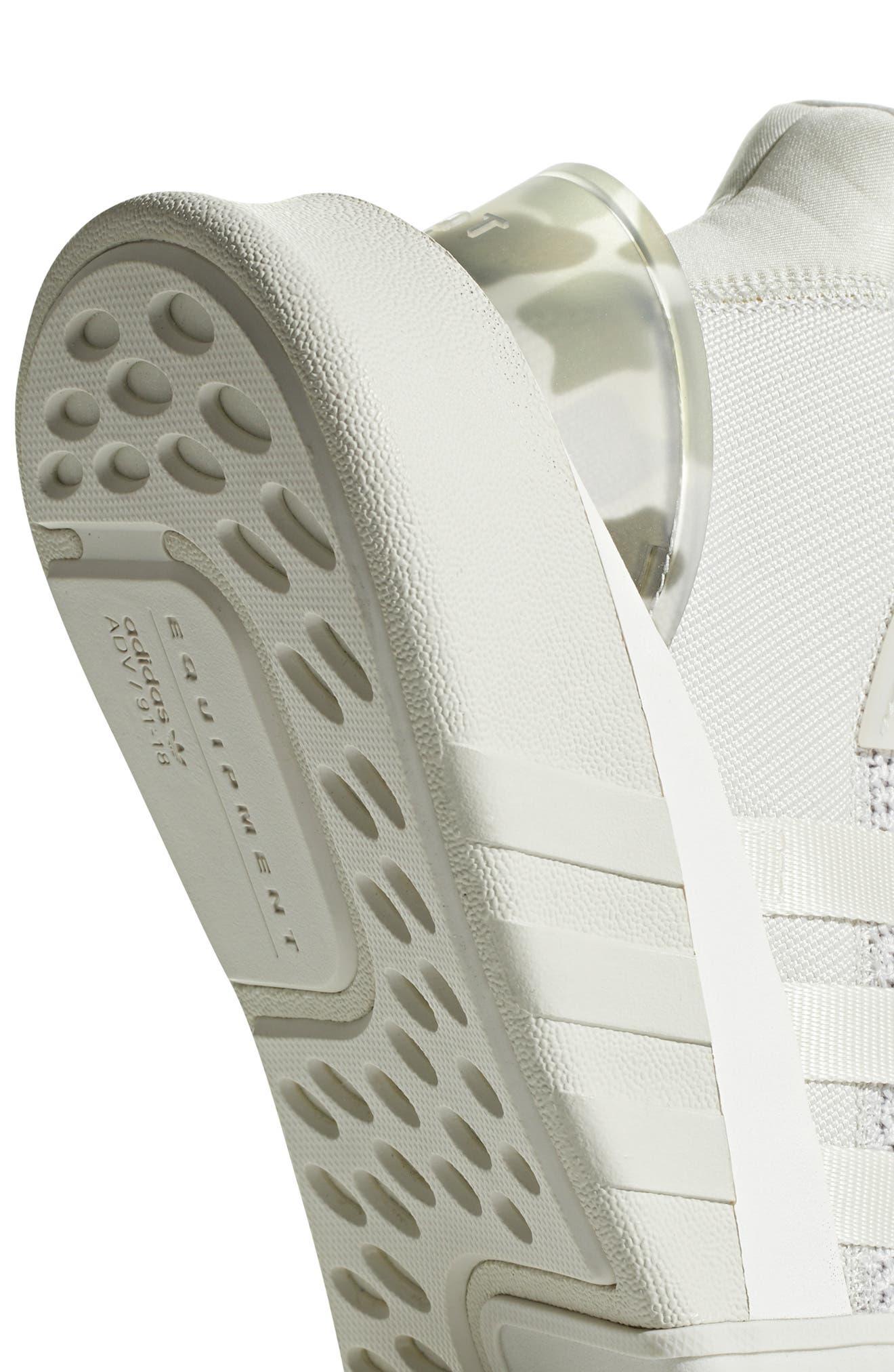 EQT Basketball ADV Sneaker,                             Alternate thumbnail 9, color,                             GREY/ CHALK WHITE