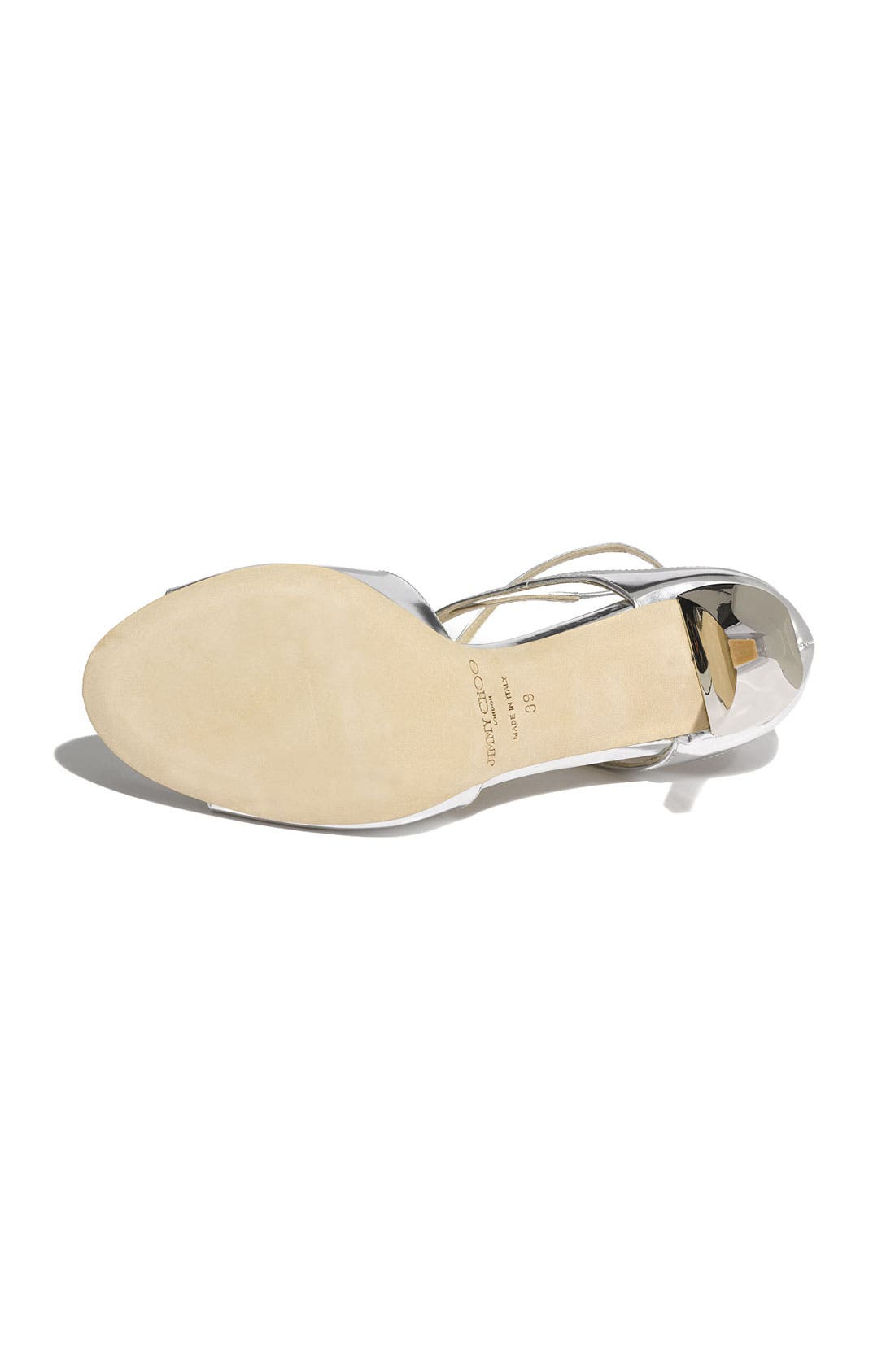'Ivette' Strap Sandal,                             Alternate thumbnail 4, color,                             040