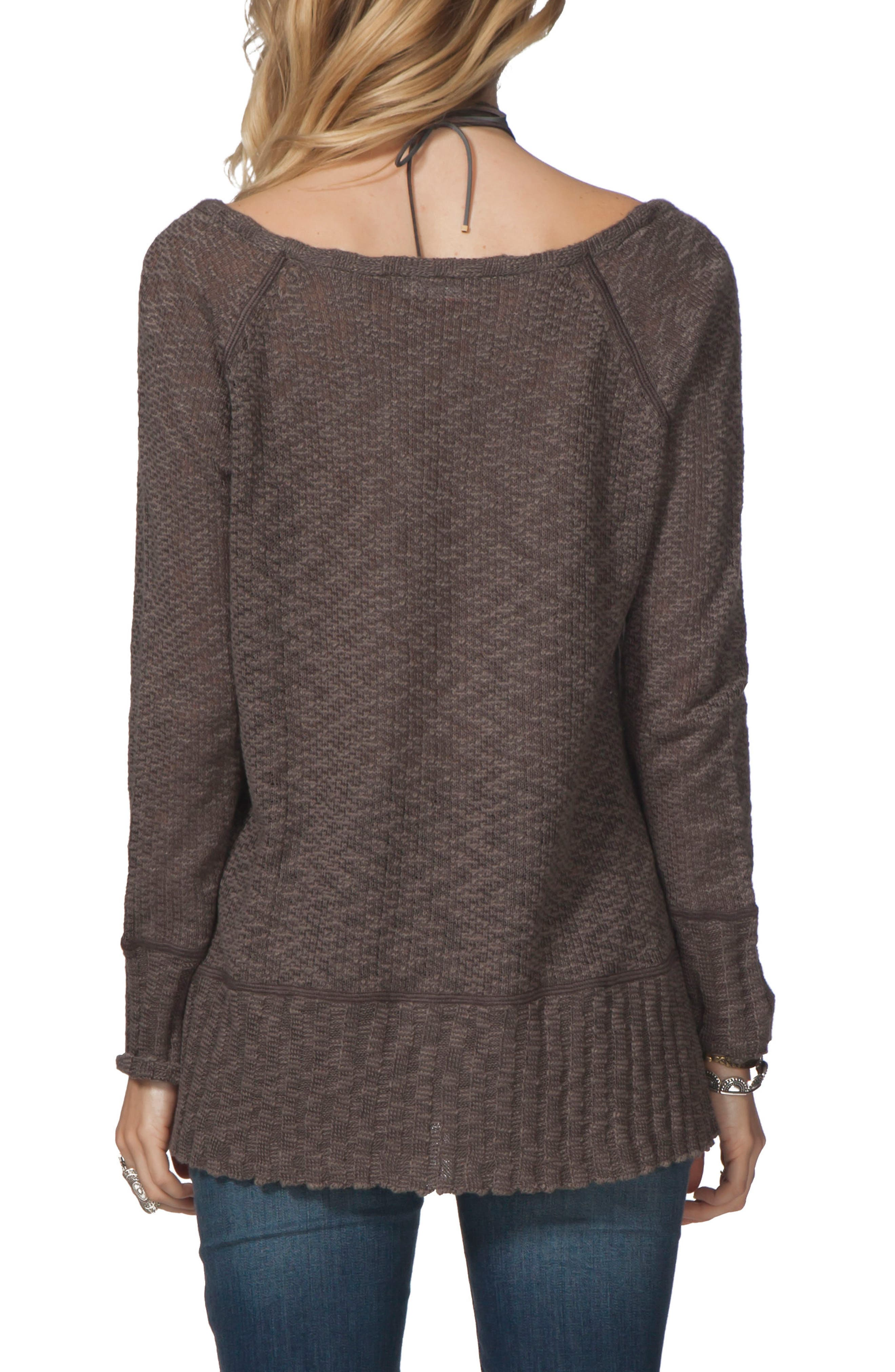 Hideaway Pullover,                             Alternate thumbnail 2, color,                             020