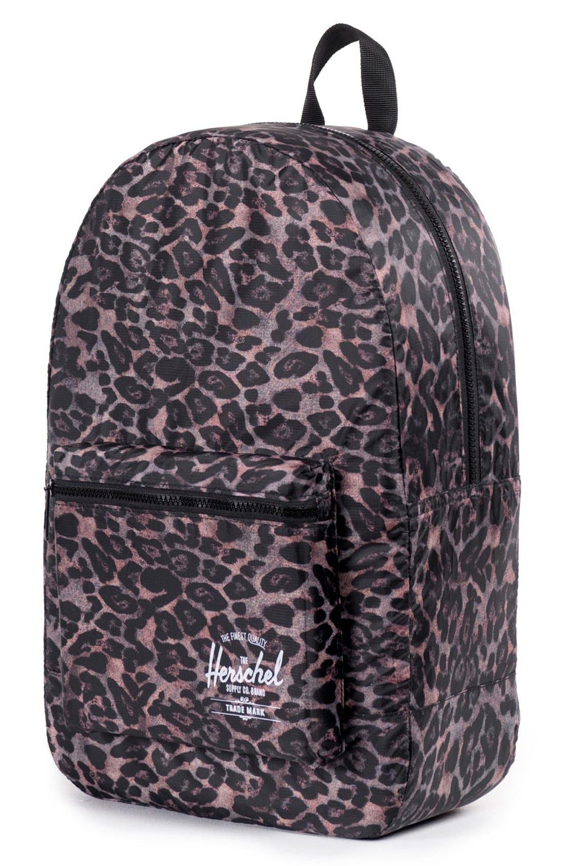 'Packable' Backpack,                             Alternate thumbnail 4, color,                             282