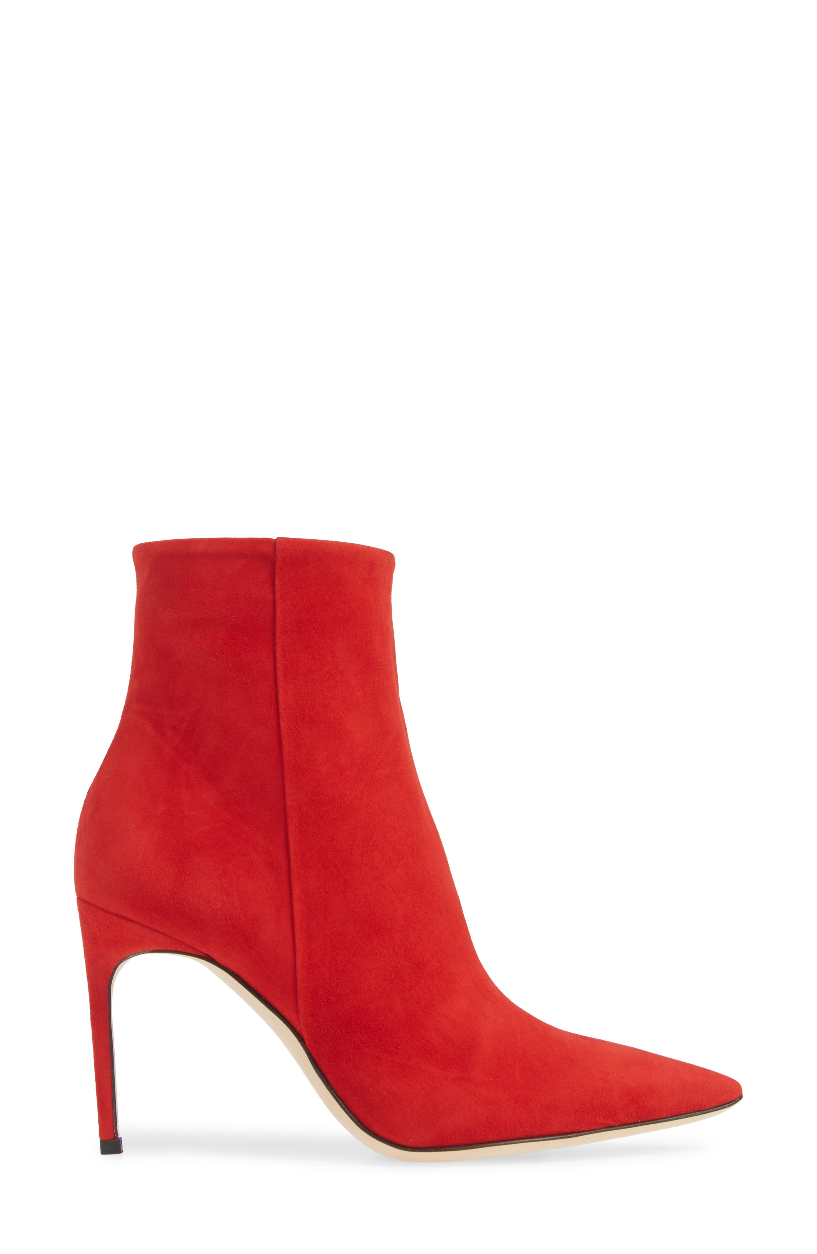 Vida Pointy Toe Bootie,                             Alternate thumbnail 3, color,                             601
