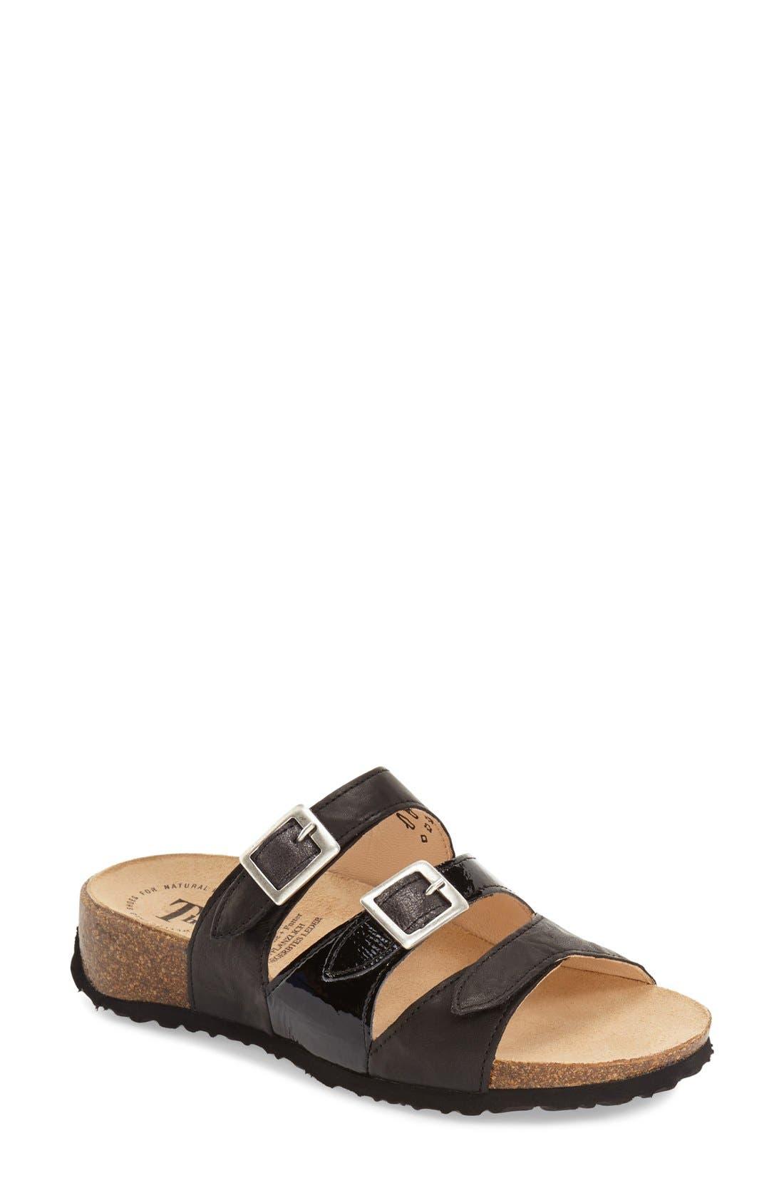 'Mizzi' Sandal,                             Main thumbnail 2, color,
