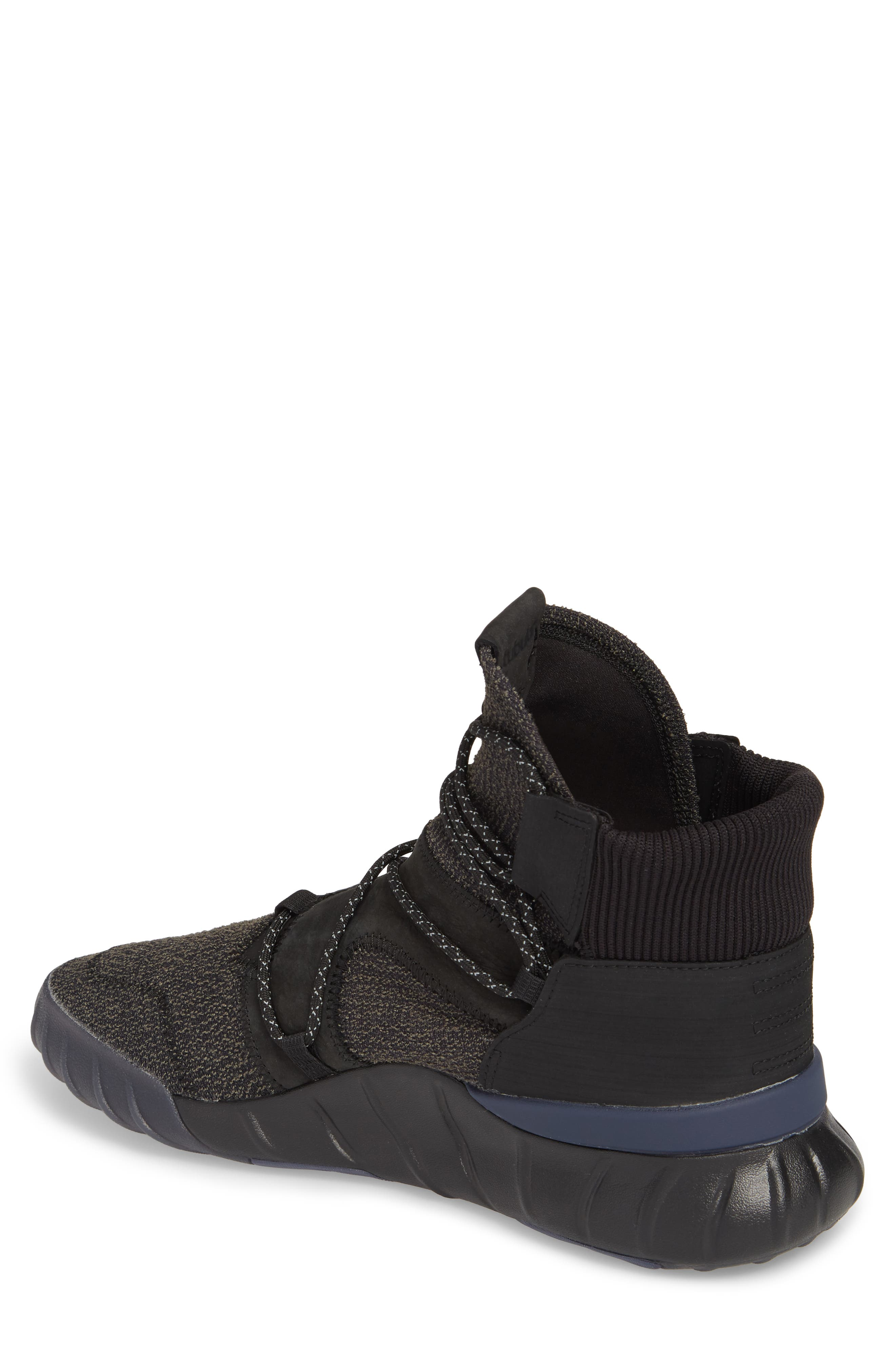 Tubular X 2.0 High Top Sneaker,                             Alternate thumbnail 2, color,