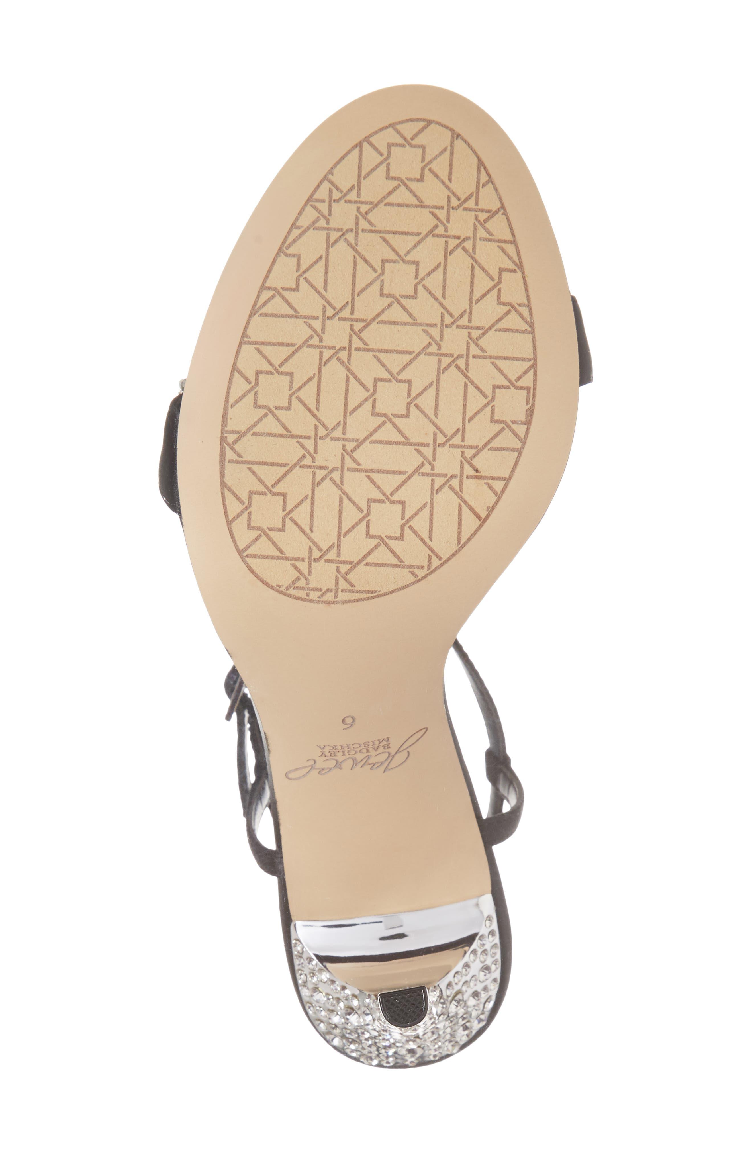 Tex Ankle Strap Sandal,                             Alternate thumbnail 6, color,                             015