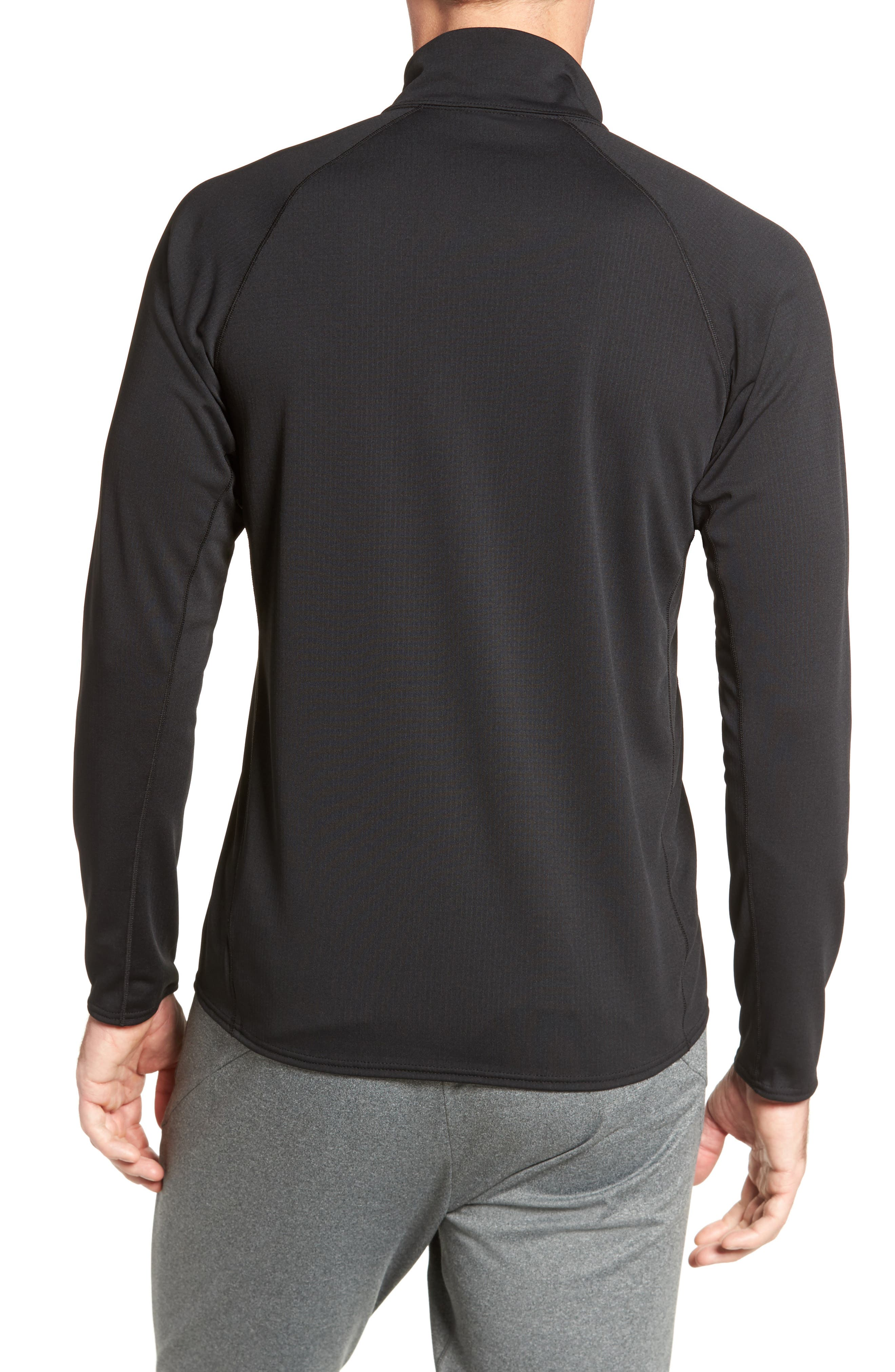 Capilene Midweight Pullover,                             Alternate thumbnail 2, color,                             001