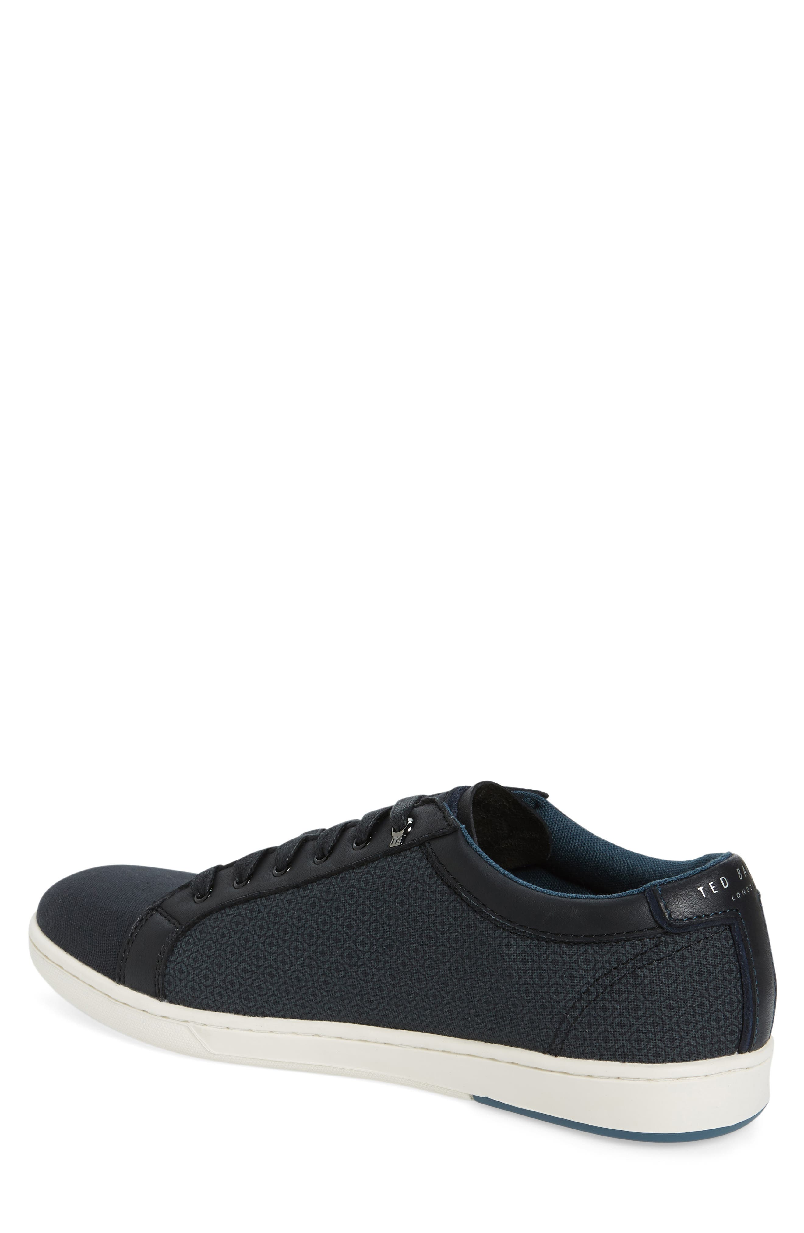Ternur Geo Print Sneaker,                             Alternate thumbnail 2, color,                             011