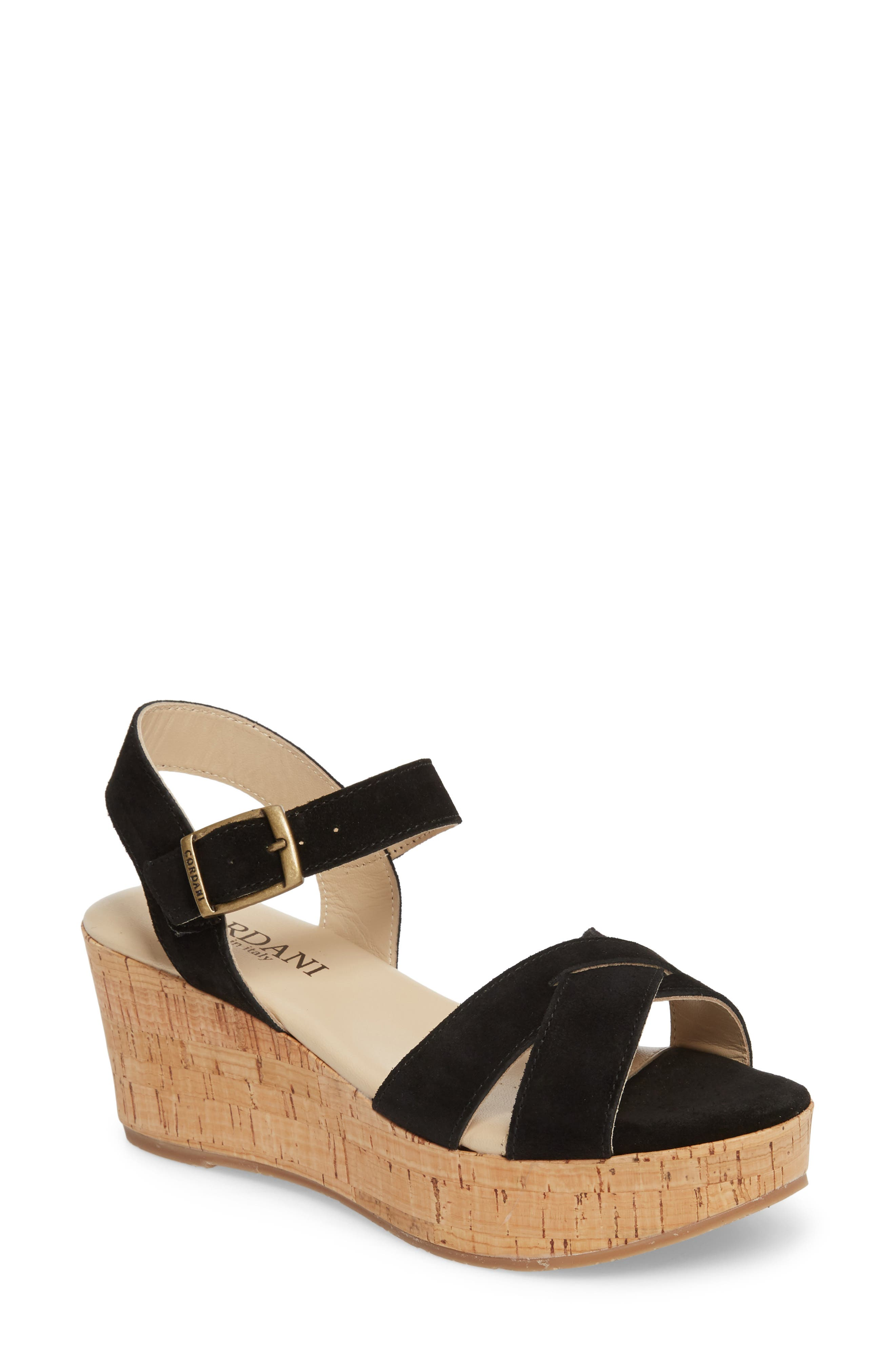 Candy Wedge Sandal,                         Main,                         color, 002