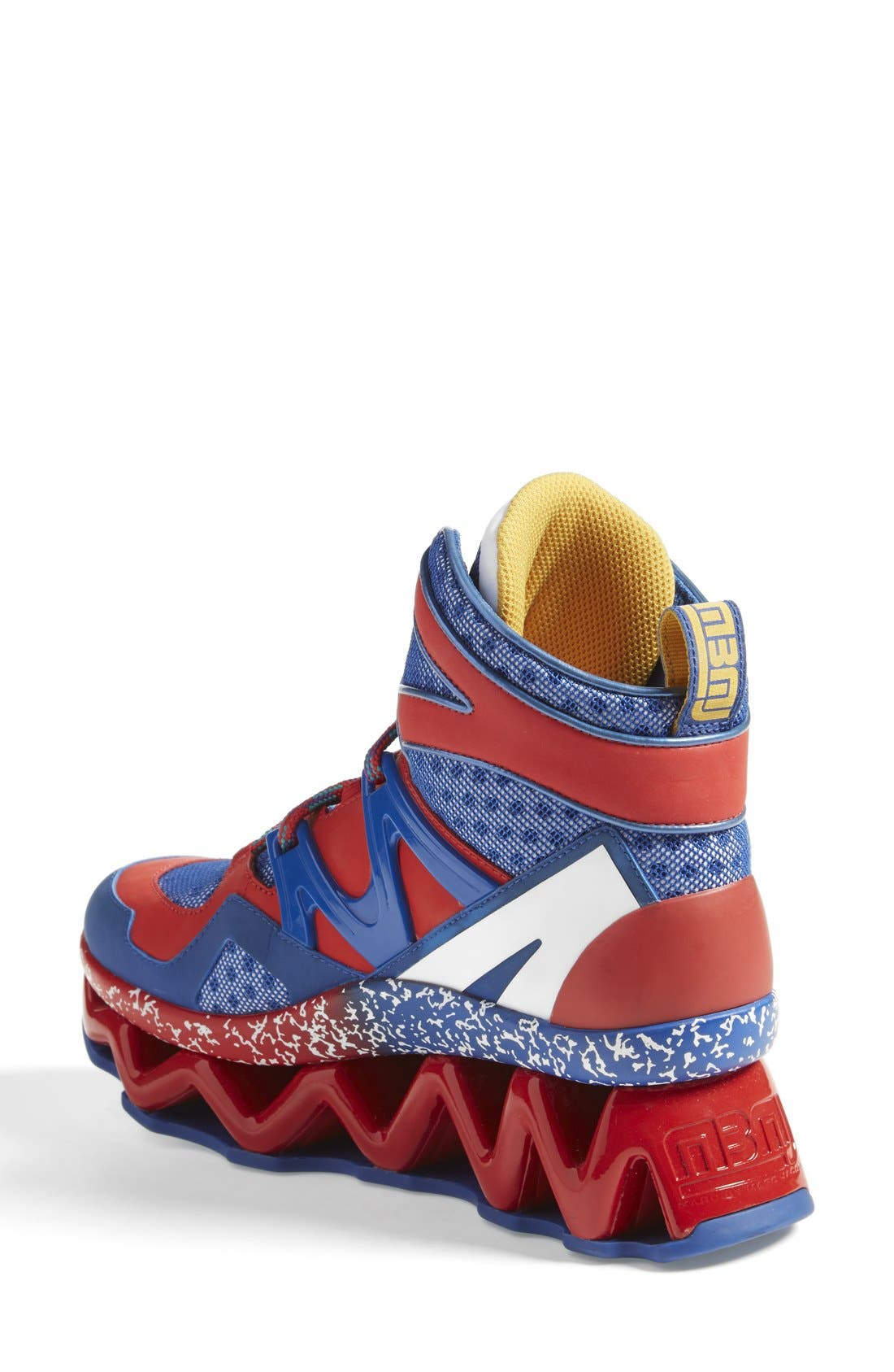 MARC BY MARC JACOBS 'Ninja' Sneaker,                             Alternate thumbnail 3, color,                             403