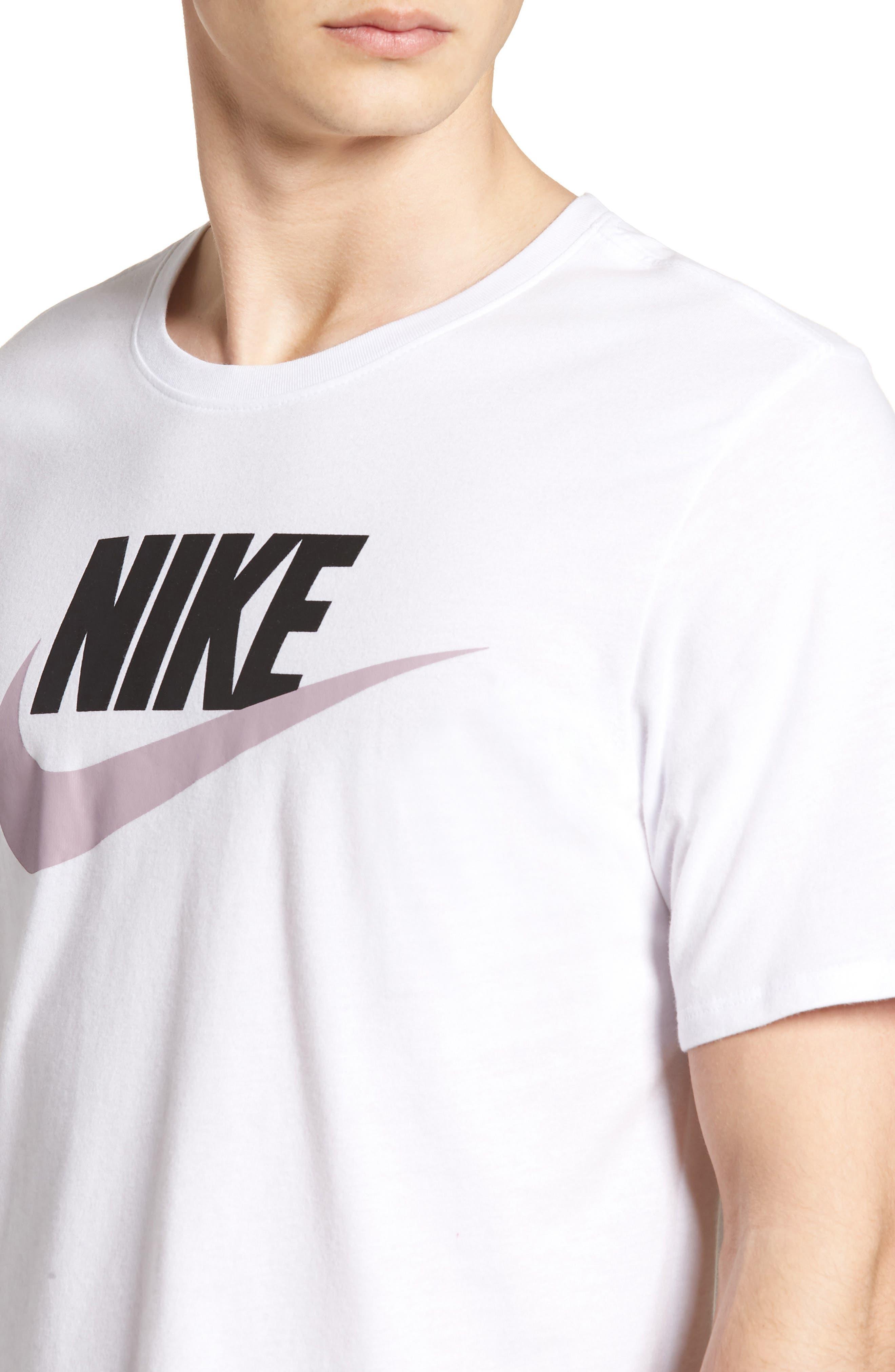 'Tee-Futura Icon' Graphic T-Shirt,                             Alternate thumbnail 64, color,