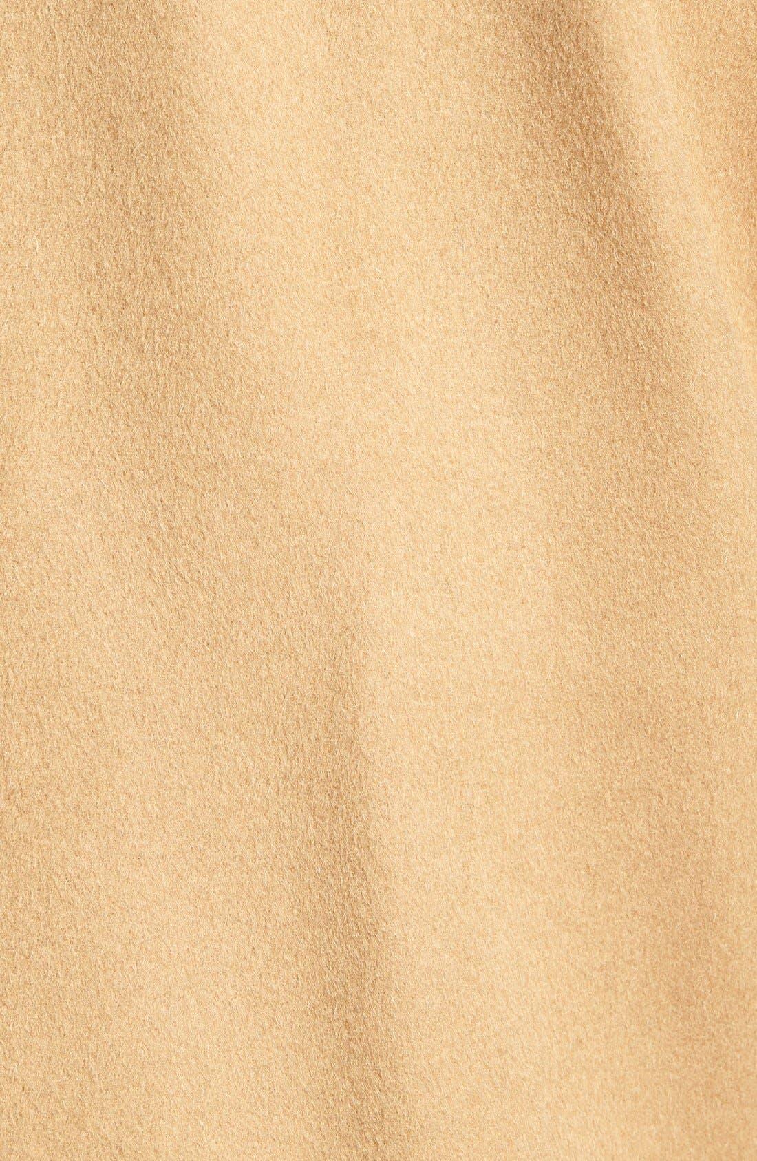Douglas Modern Fit Wool & Cashmere Overcoat,                             Alternate thumbnail 15, color,