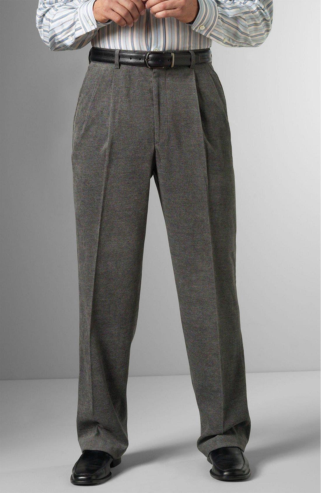 'Moleskin' Pants, Main, color, BLK