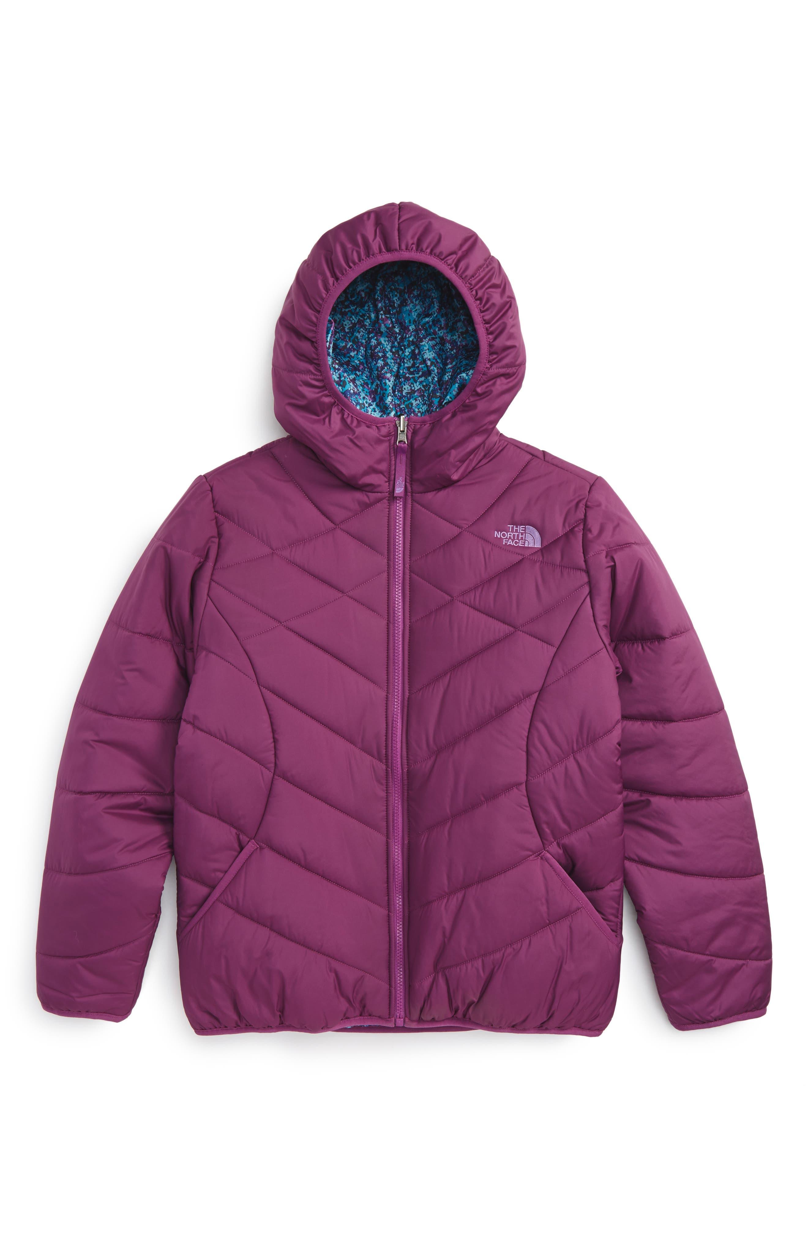 Perrito Reversible Hooded Jacket,                             Main thumbnail 4, color,