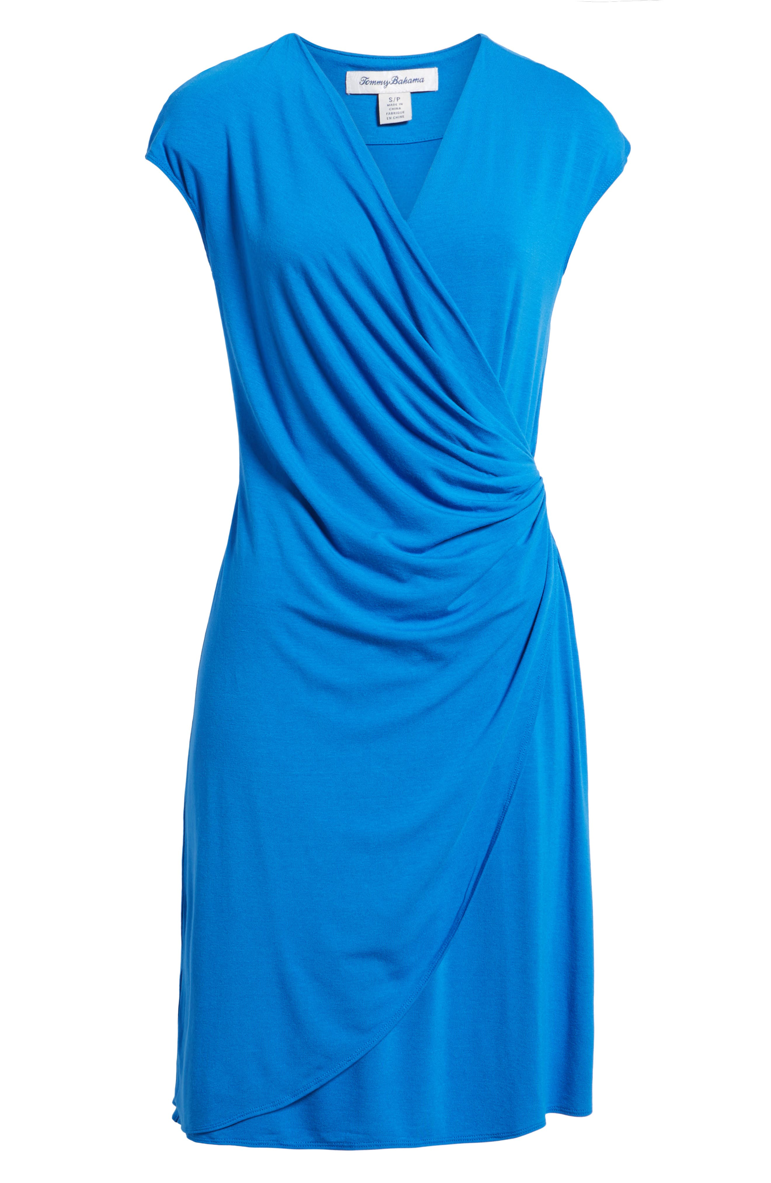 'Tambour' Side Gathered Dress,                             Alternate thumbnail 34, color,