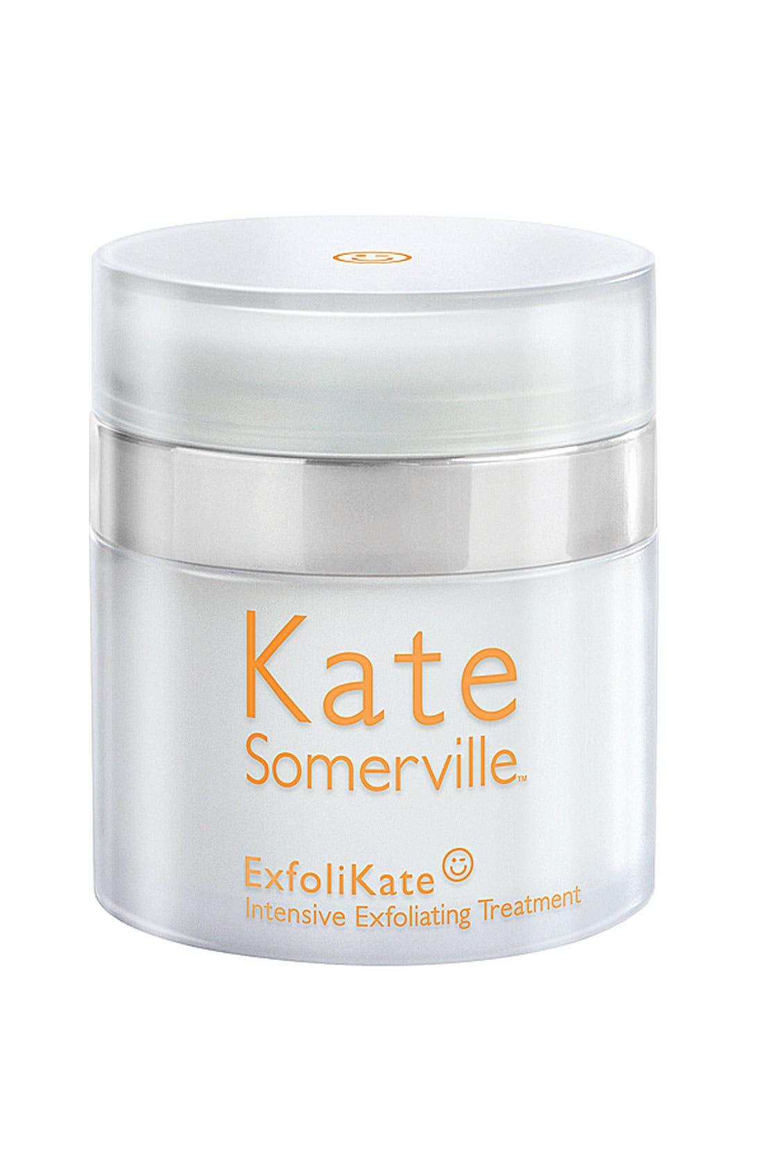 KATE SOMERVILLE<SUP>®</SUP>,                             'ExfoliKate' Intensive Exfoliating Treatment,                             Main thumbnail 1, color,                             000
