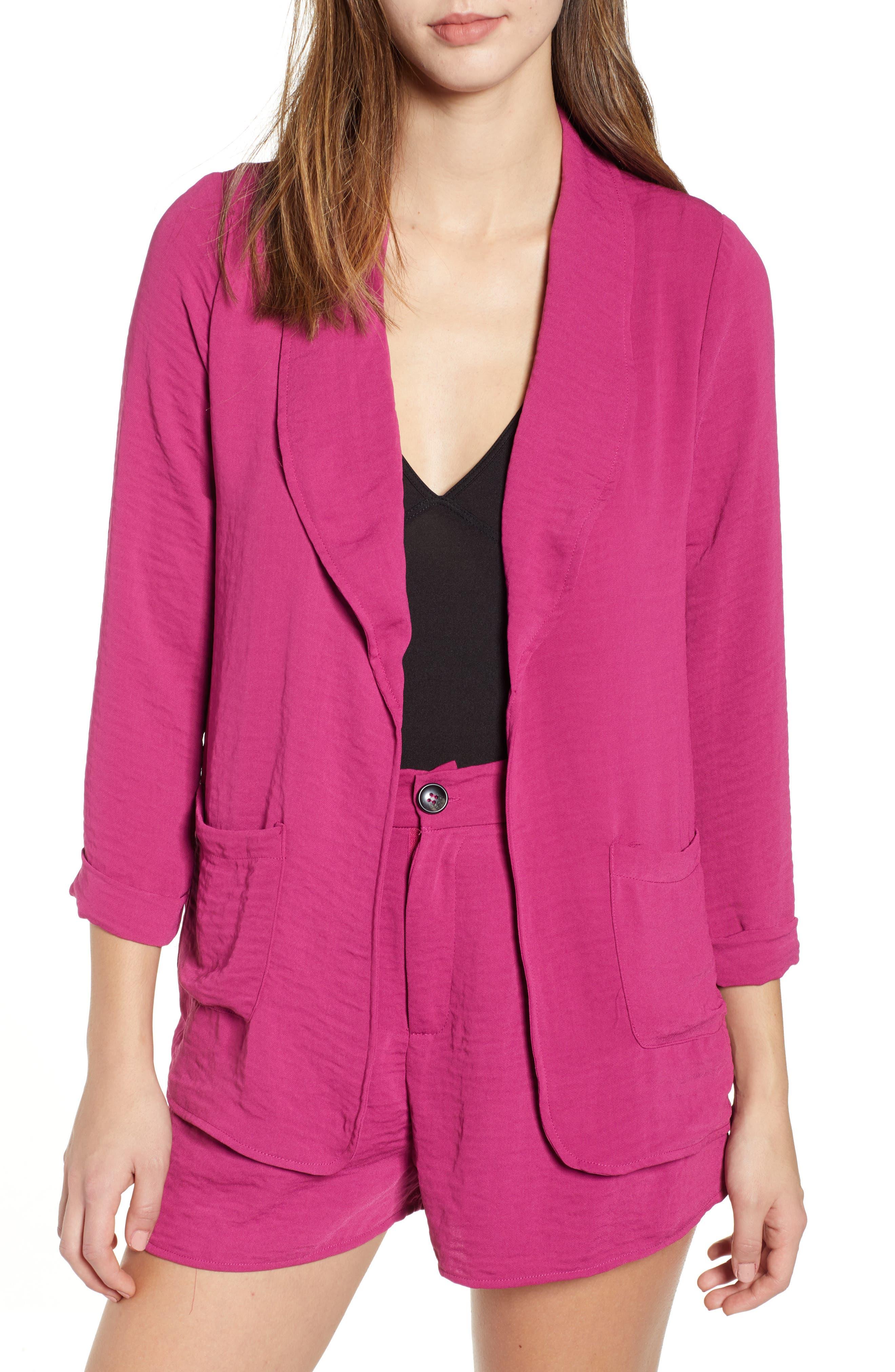 CODEXMODE,                             Shawl Collar Jacket,                             Main thumbnail 1, color,                             650