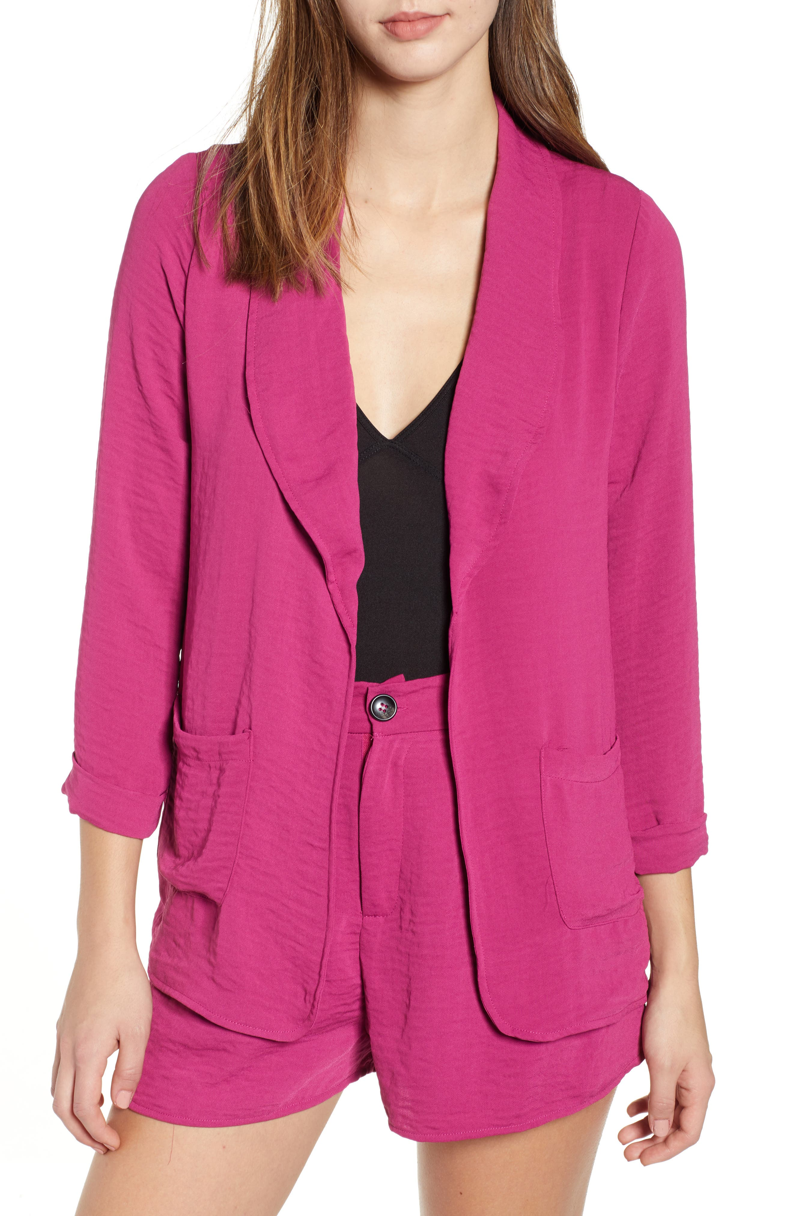 CODEXMODE Shawl Collar Jacket, Main, color, 650
